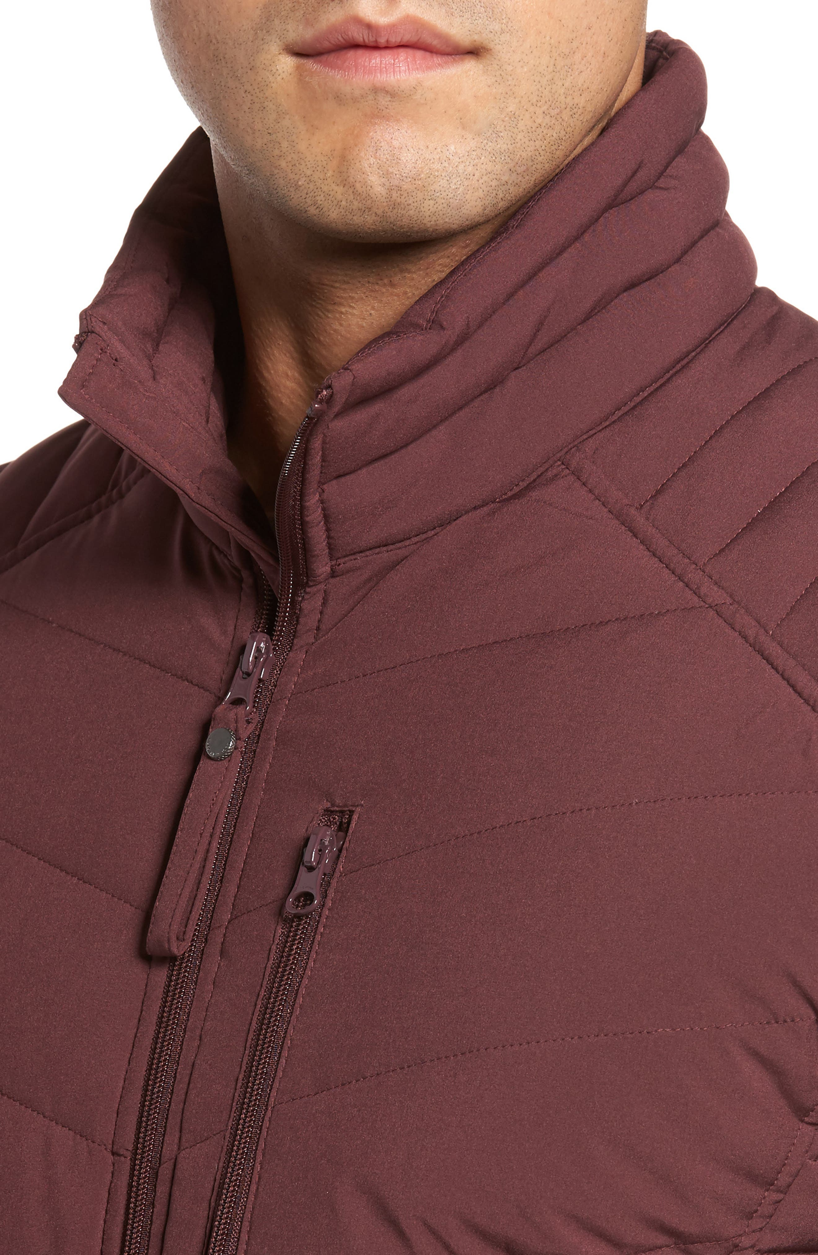 Alternate Image 4  - Marc New York Stretch Packable Down Jacket