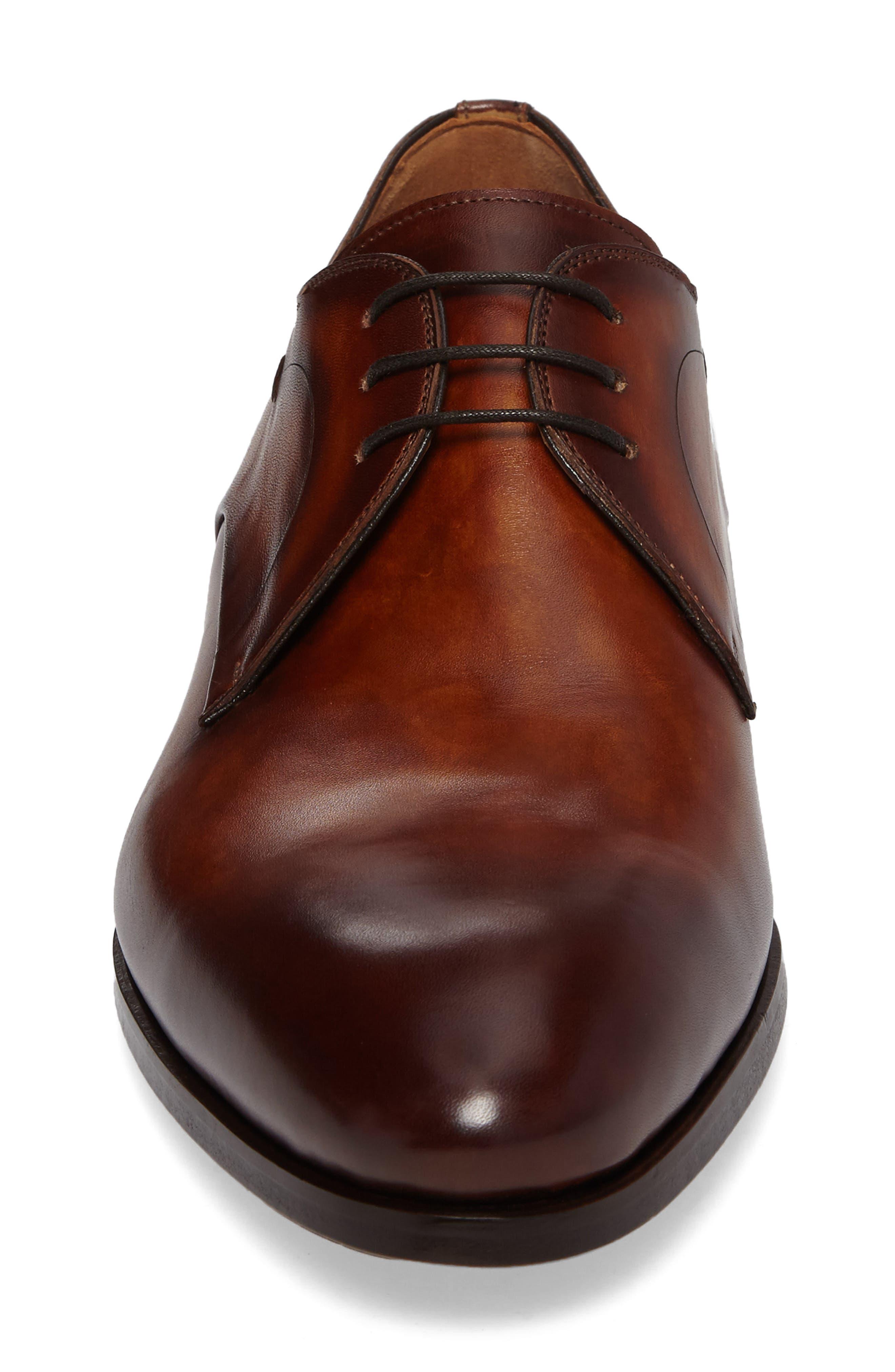 Alternate Image 4  - Magnanni Mana Plain Toe Derby (Men)
