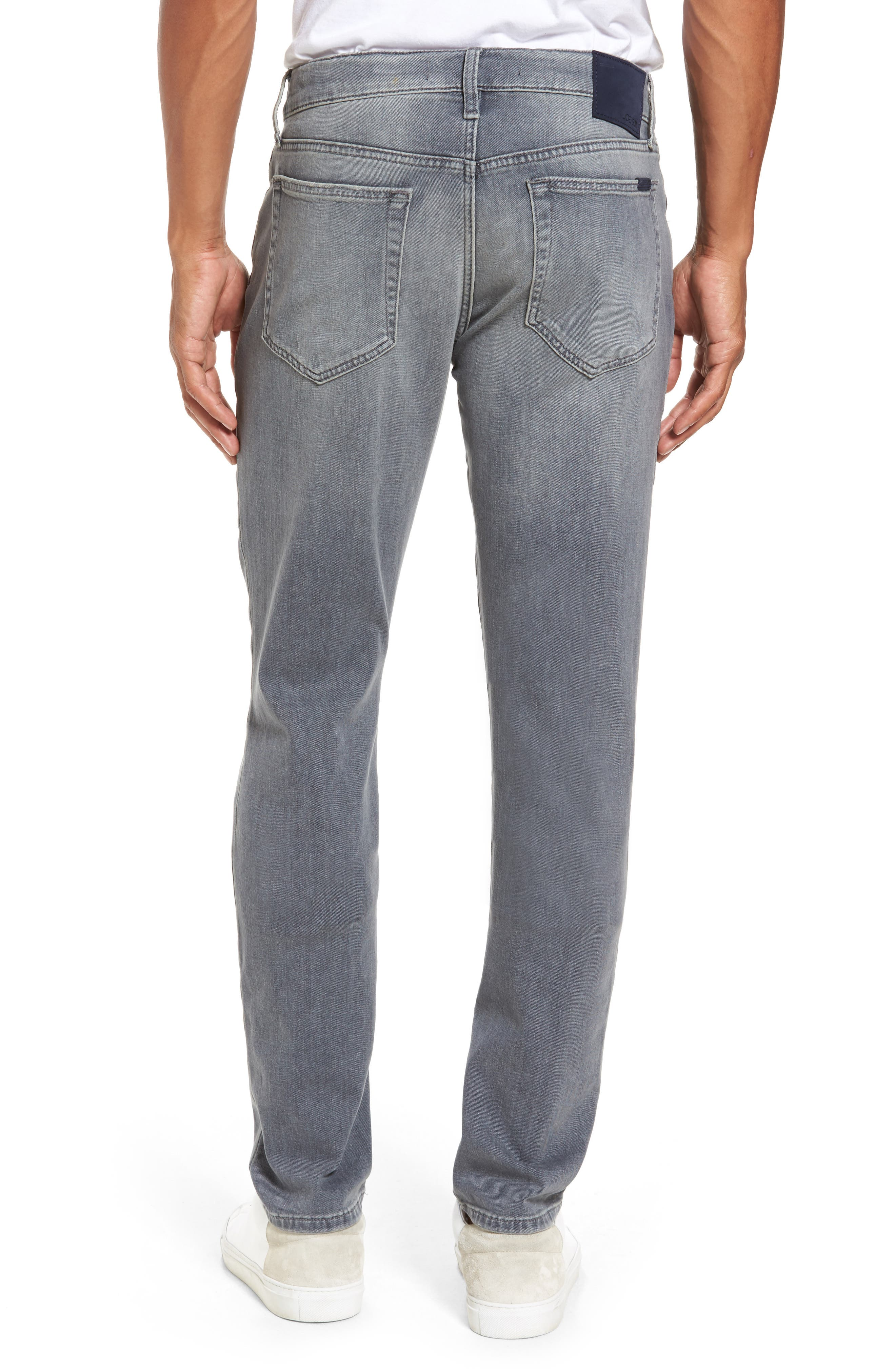 Alternate Image 2  - Joe's Slim Fit Jeans (Donner)