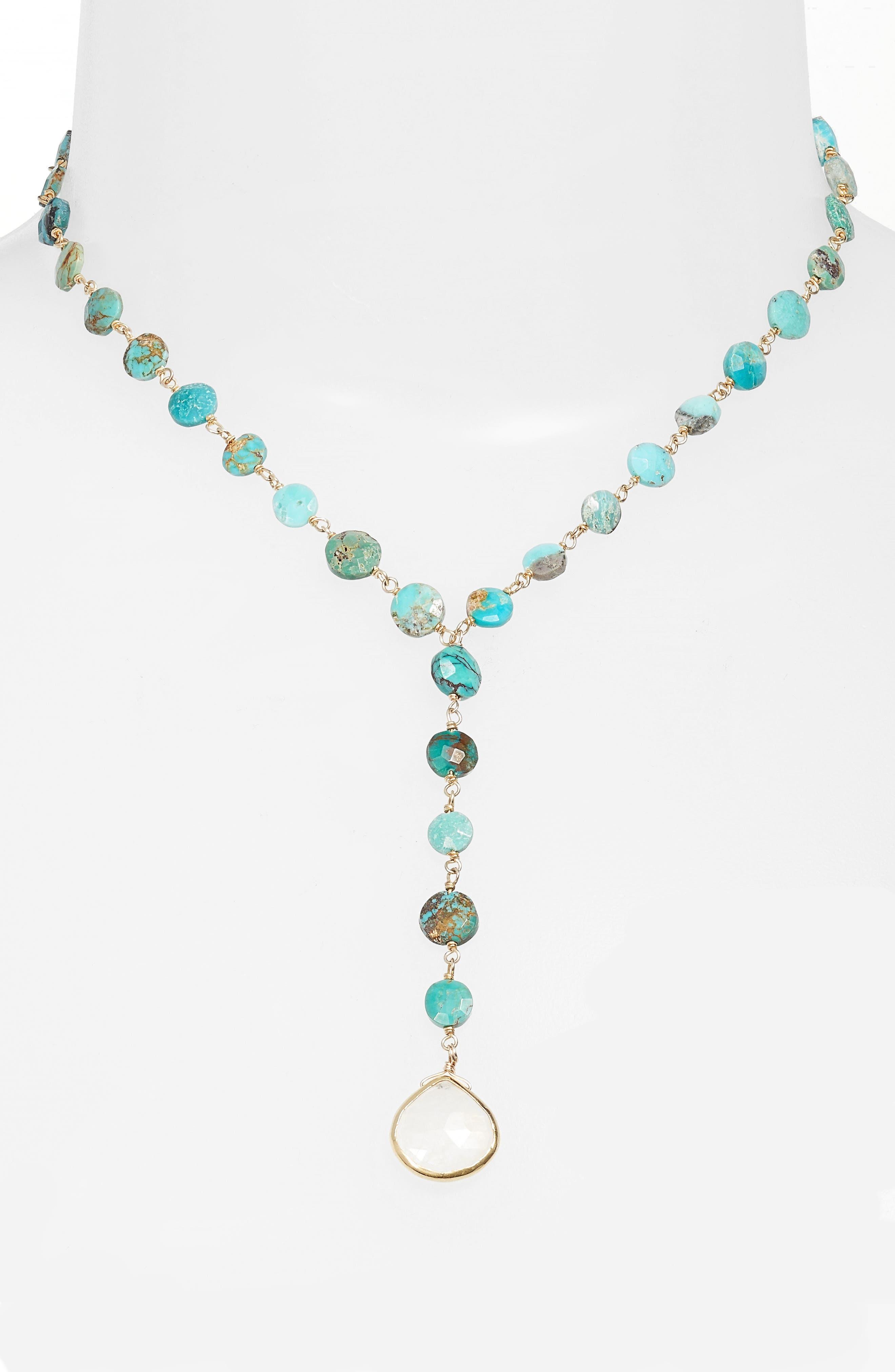 ela rae Yaeli Coin Necklace