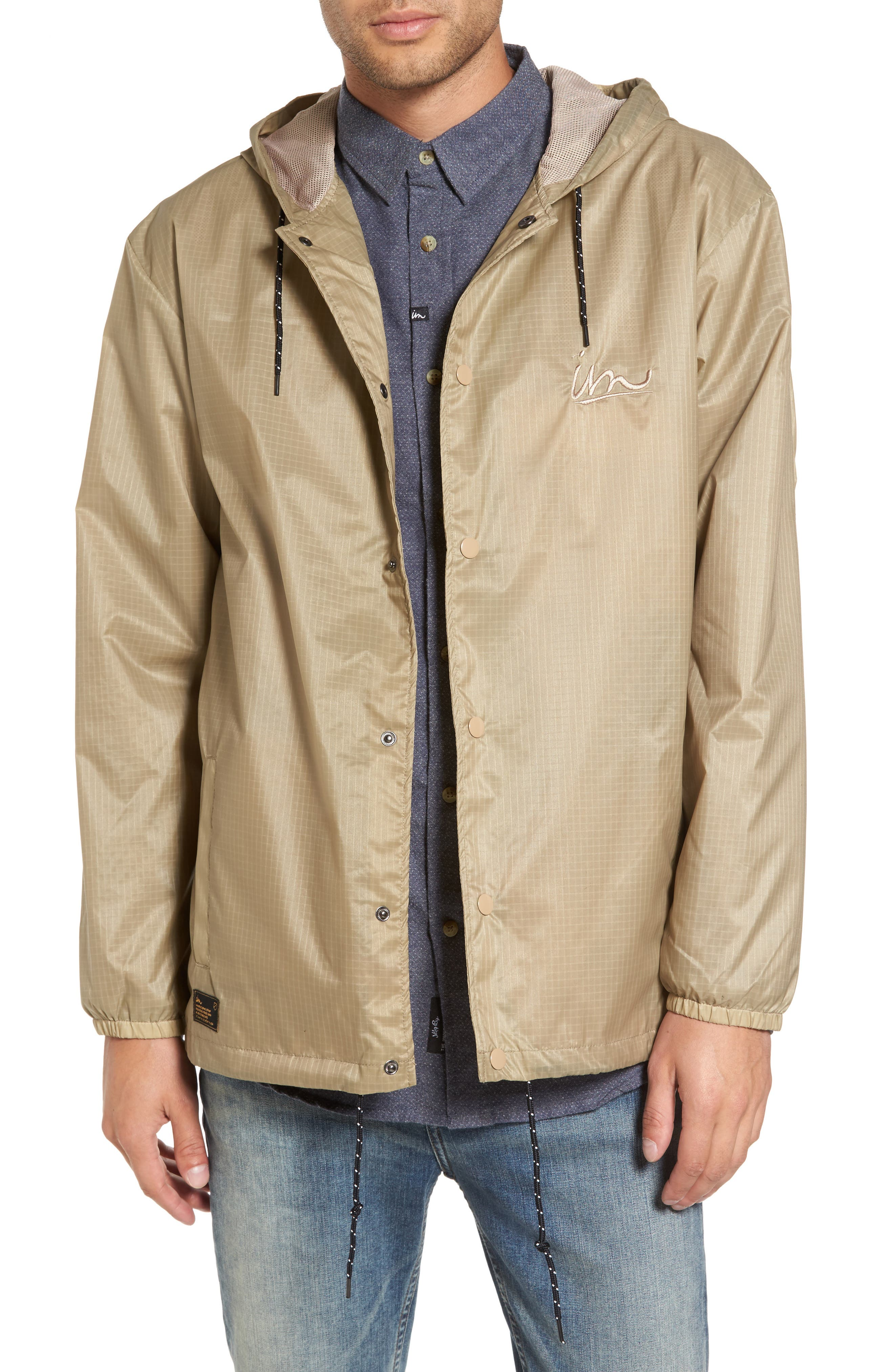 Alternate Image 1 Selected - Imperial Motion NCT Vulcan Coach's Jacket