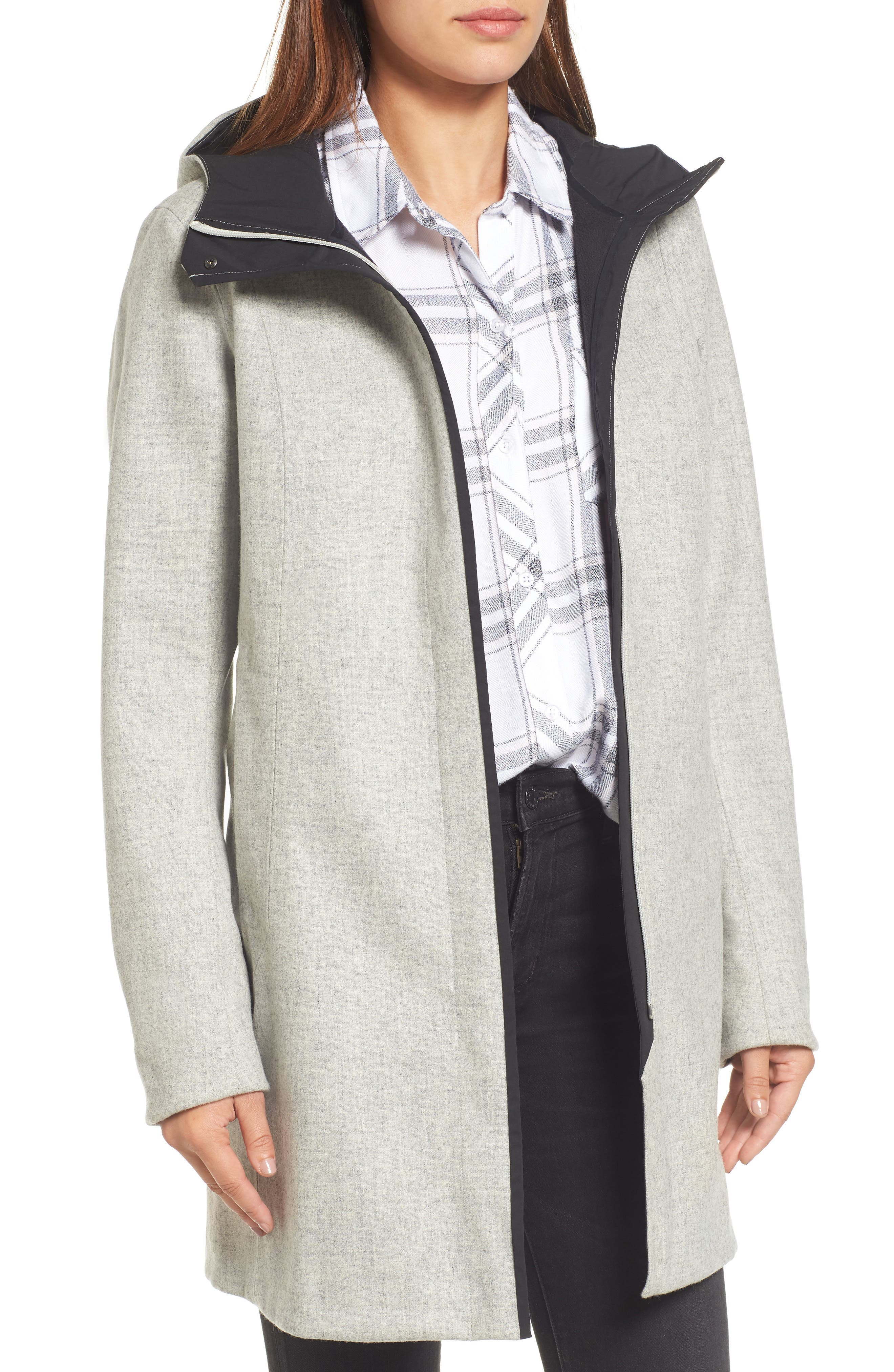 Alternate Image 4  - Arc'teryx Embra Hooded Walking Coat