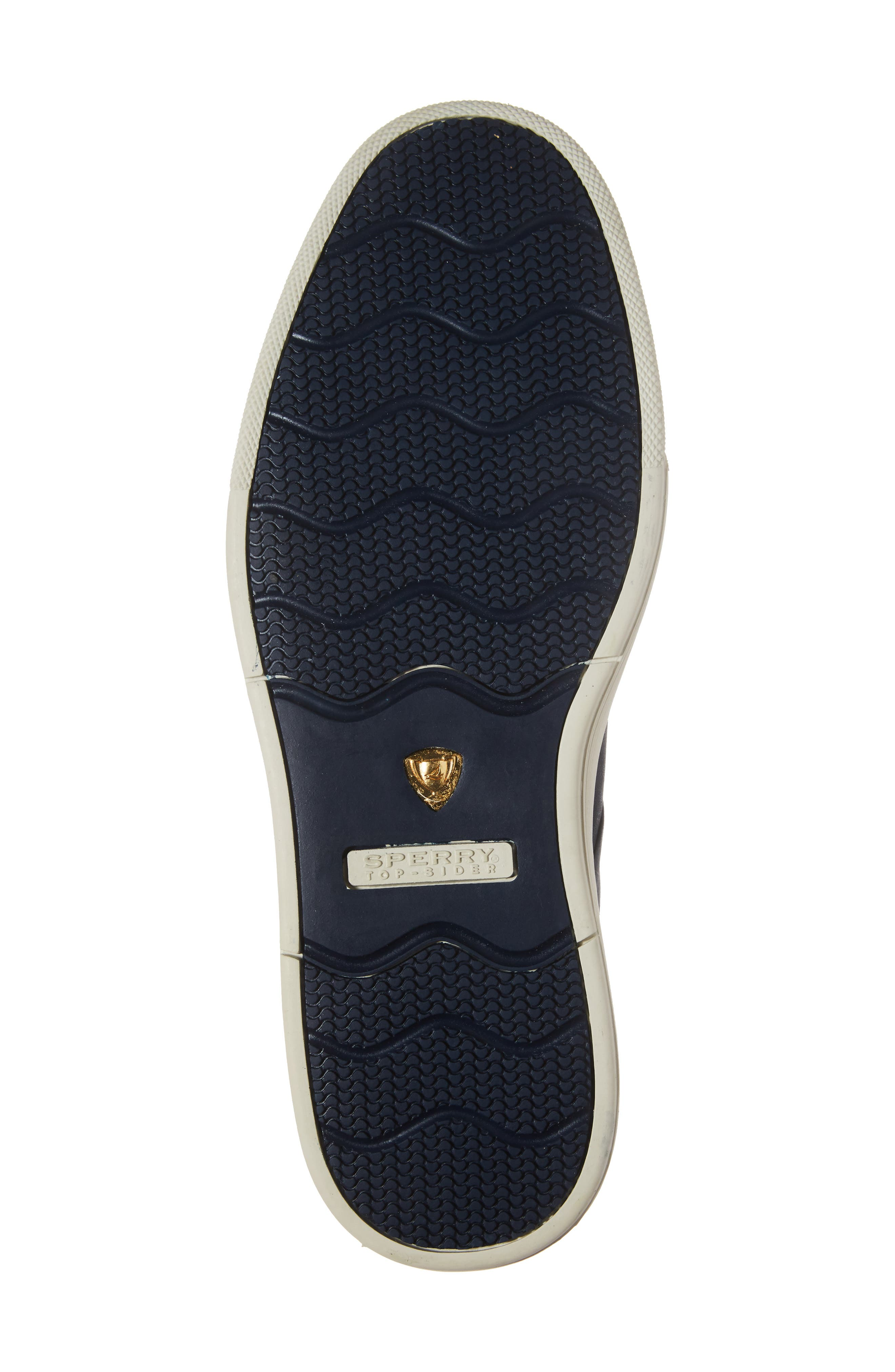 Gold Cup Sport Sneaker,                             Alternate thumbnail 6, color,                             Navy Leather