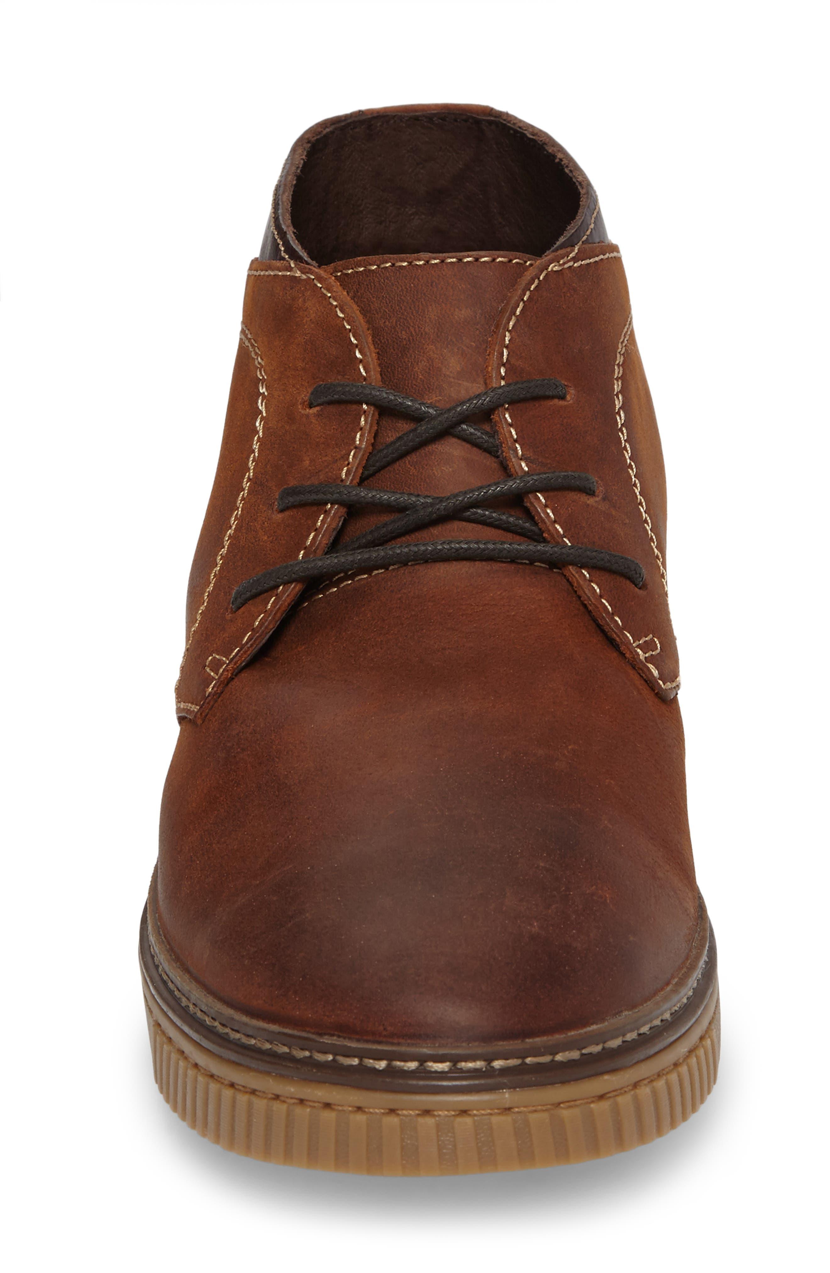 Alternate Image 4  - Johnston & Murphy 'Wallace' Chukka Boot (Men)