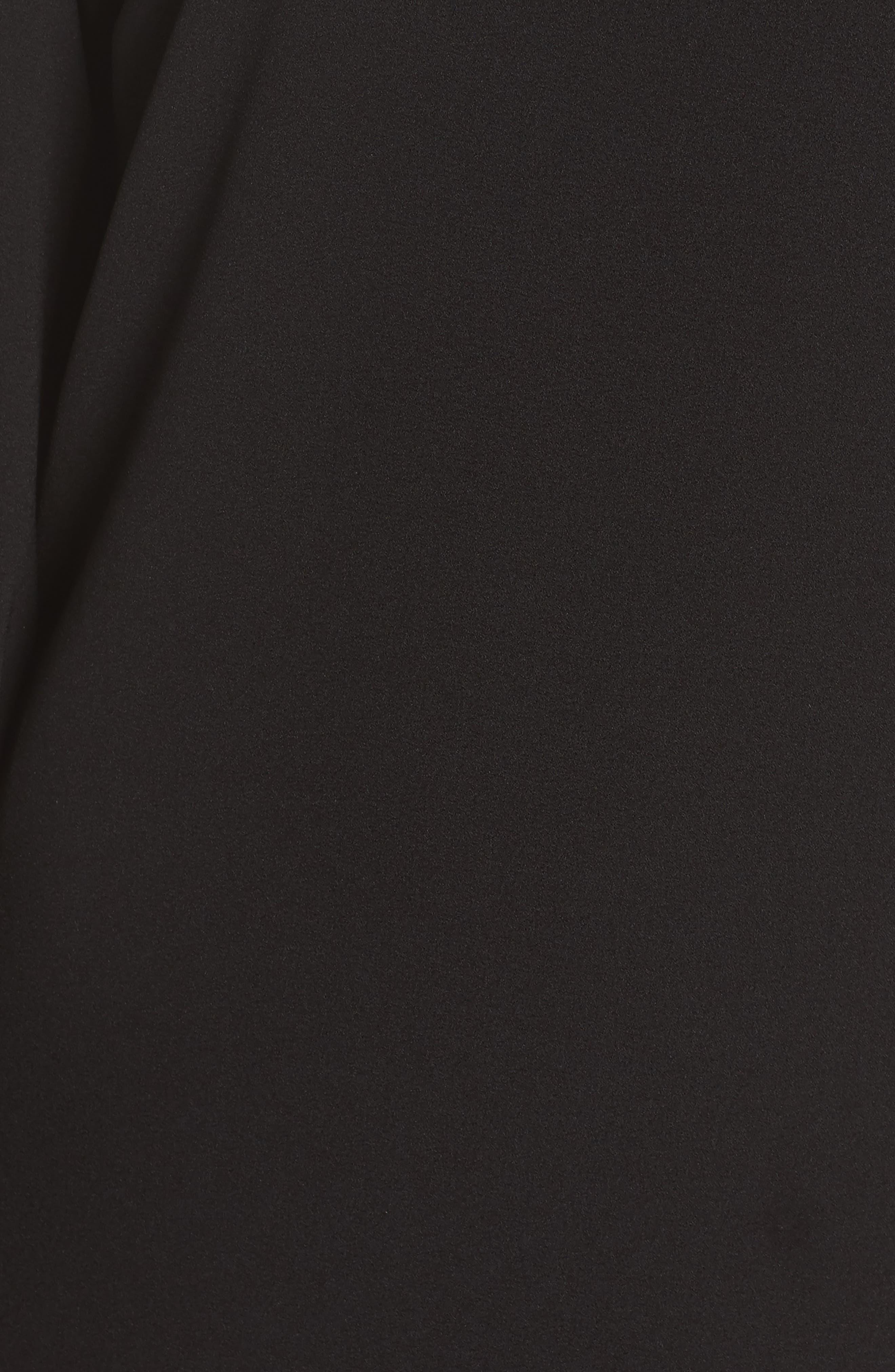 Alternate Image 5  - Felicity & Coco Farrah Cross Back Minidress (Nordstrom Exclusive)