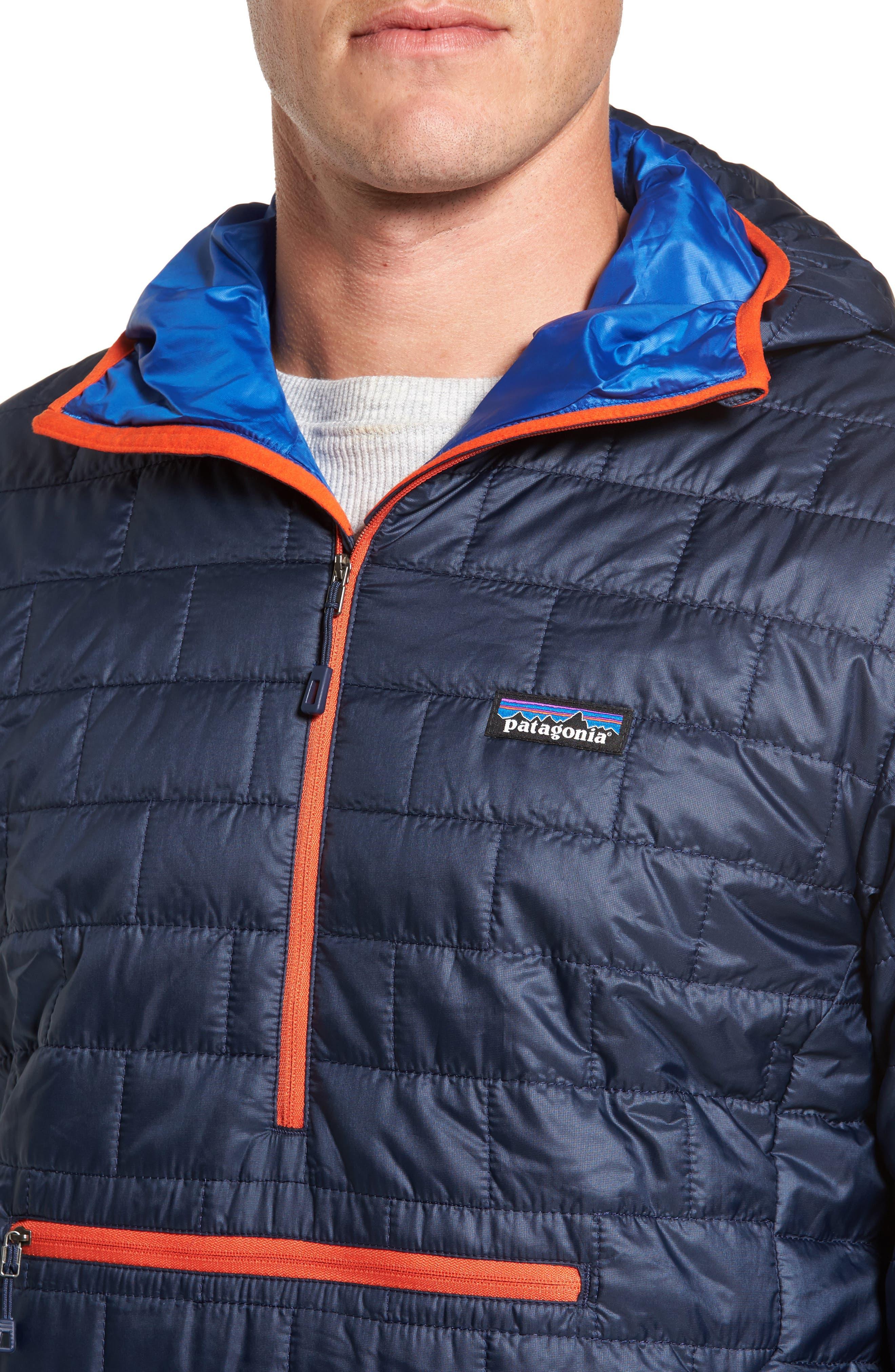 Alternate Image 4  - Patagonia Nano Puff® Bivy Regular Fit Water Resistant Jacket