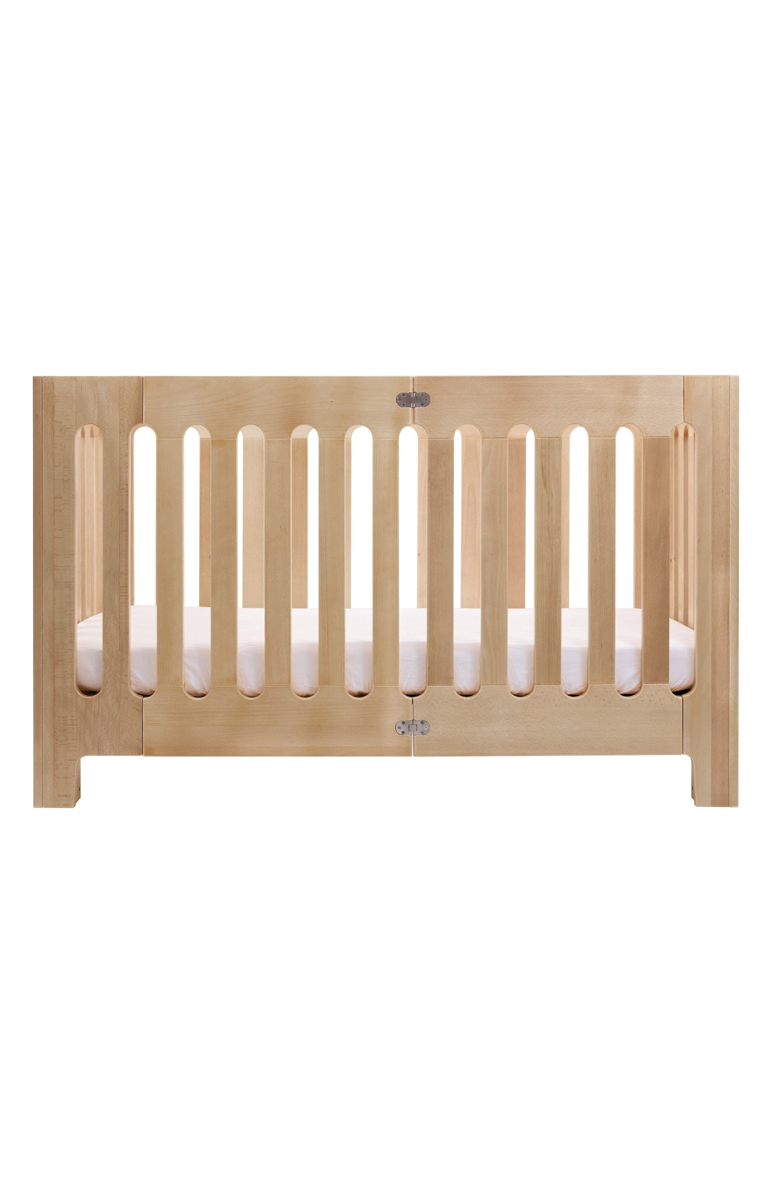 Alternate Image 1 Selected - bloom Baby Alma Max Standard Size Solid Wood Crib