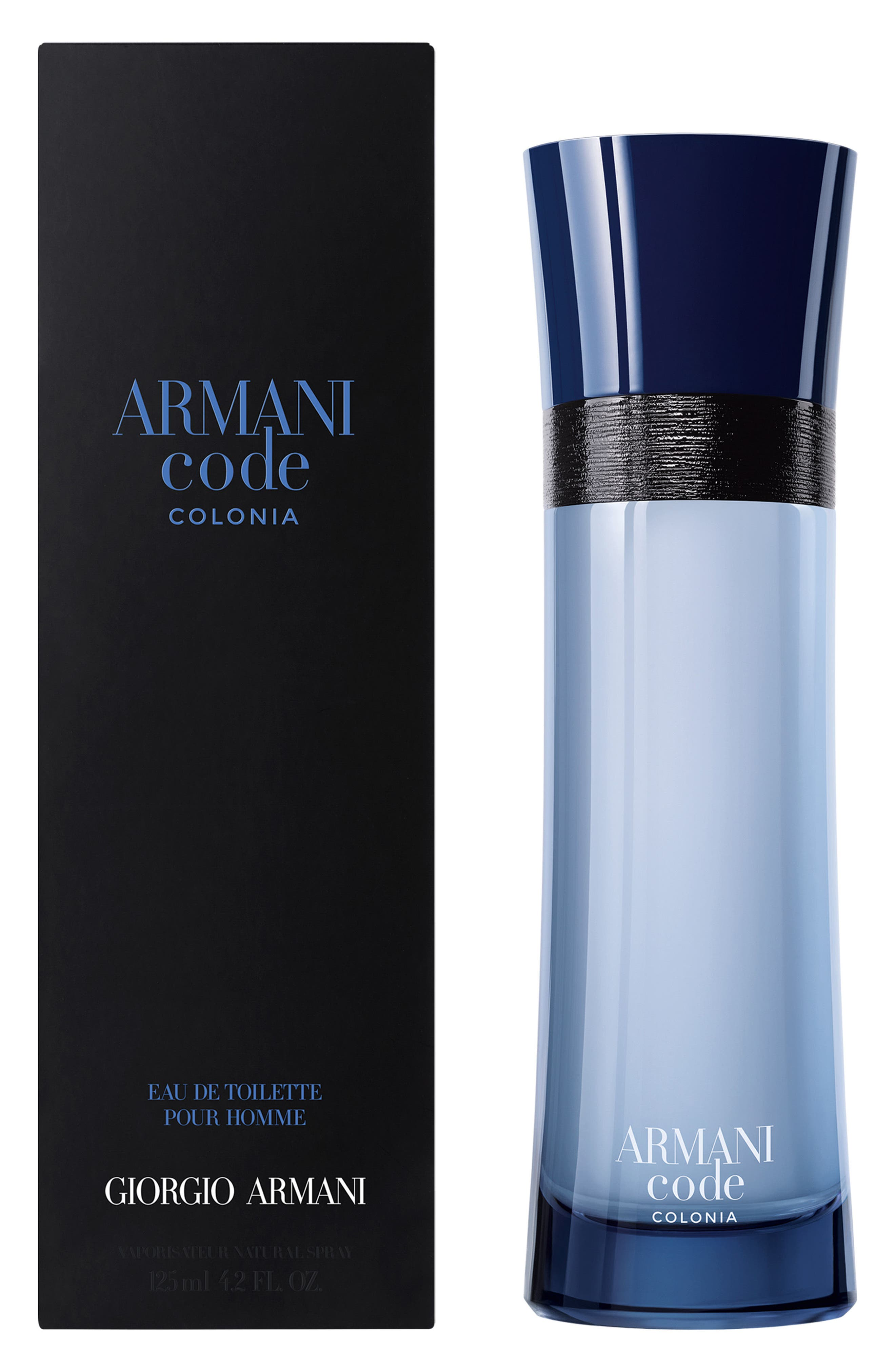 Armani Code Colonia Eau de Toilette,                             Alternate thumbnail 2, color,                             No Color