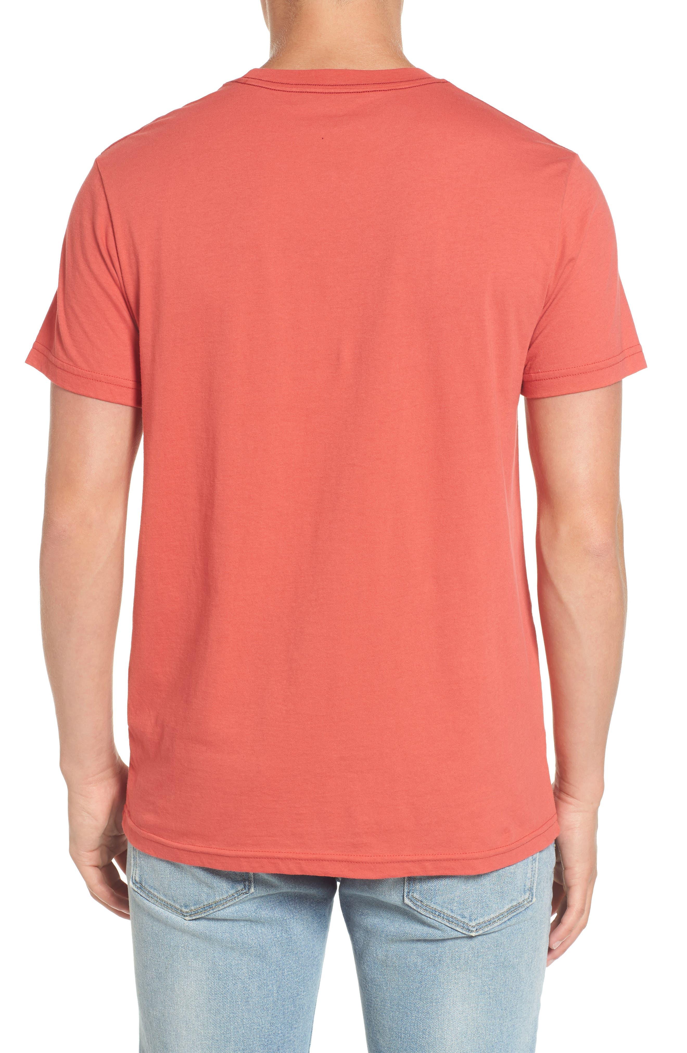 Alternate Image 2  - RVCA Mowgli Logo T-Shirt