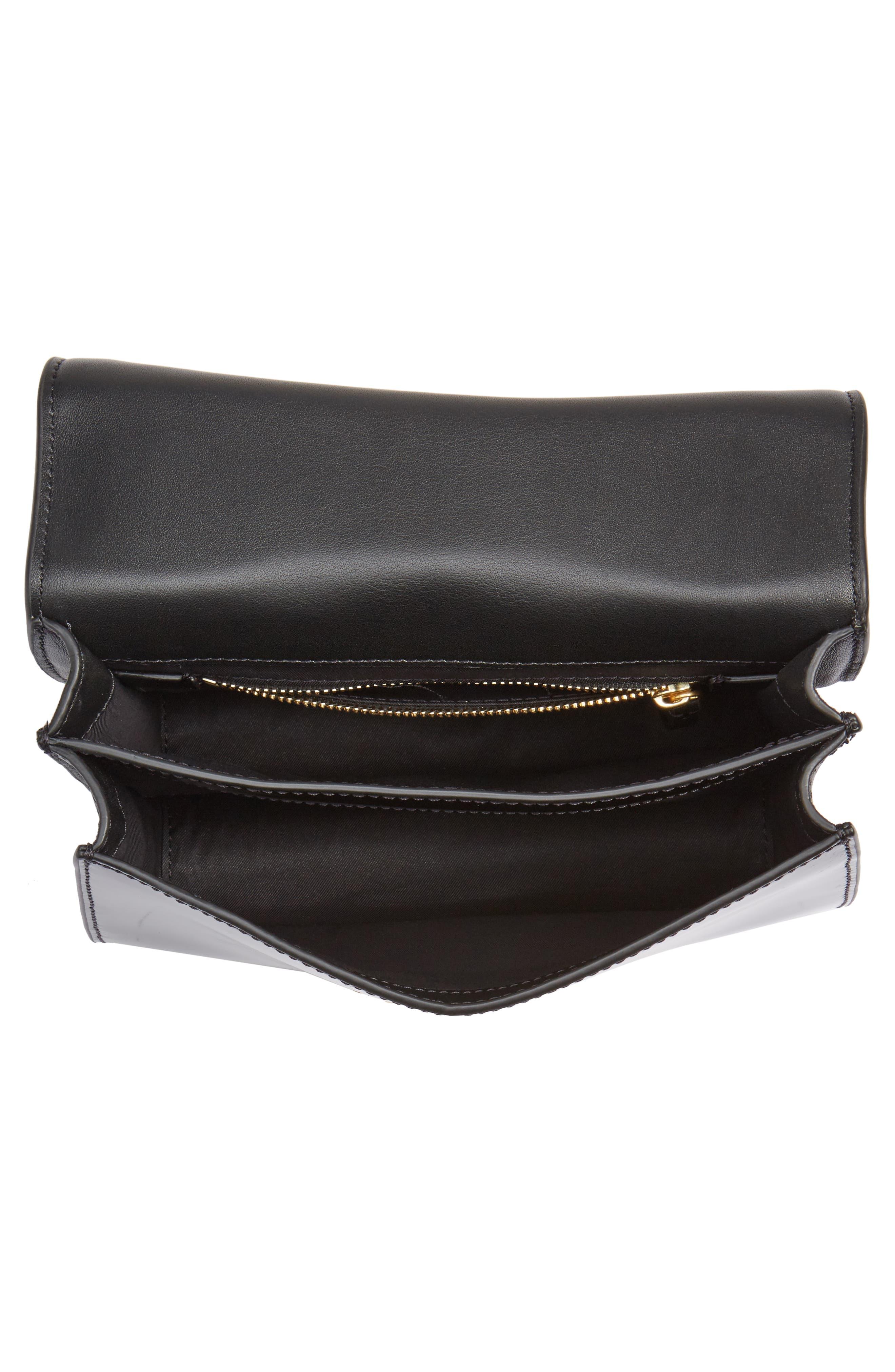 Alternate Image 3  - Tory Burch Mini Juliette Leather Top Handle Satchel