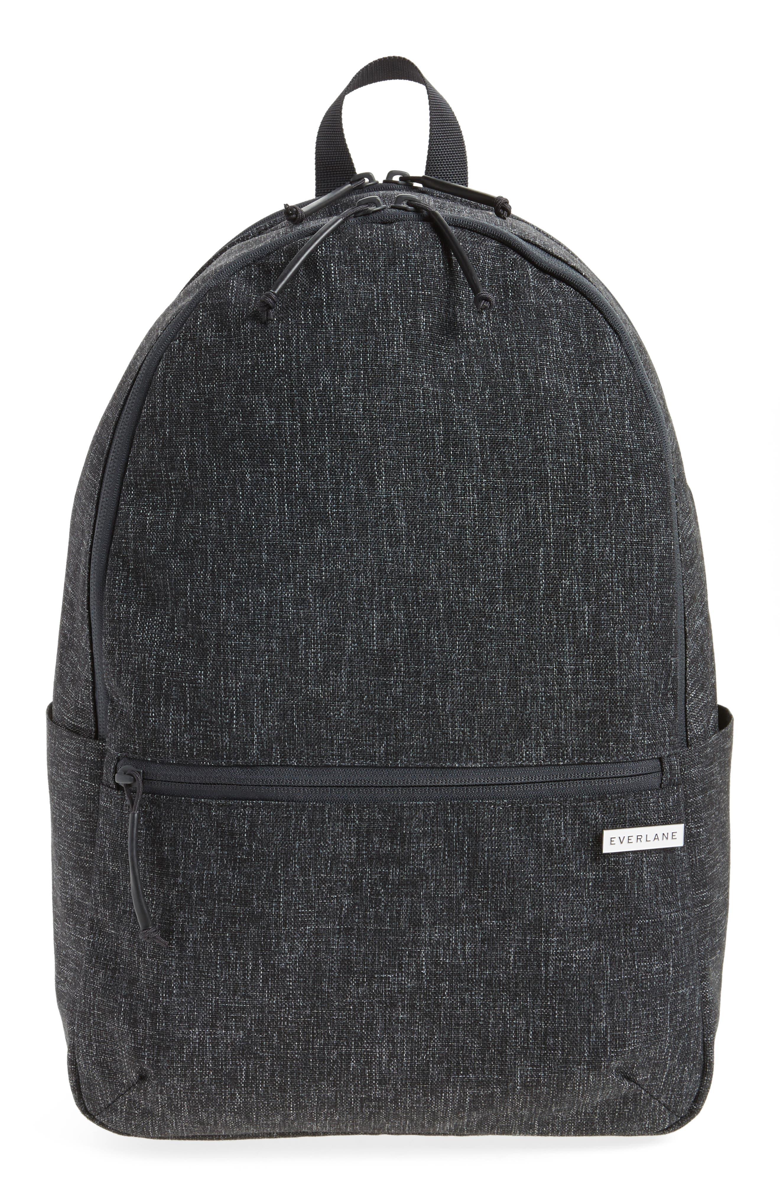 Everlane The Large Street Nylon Zip Backpack
