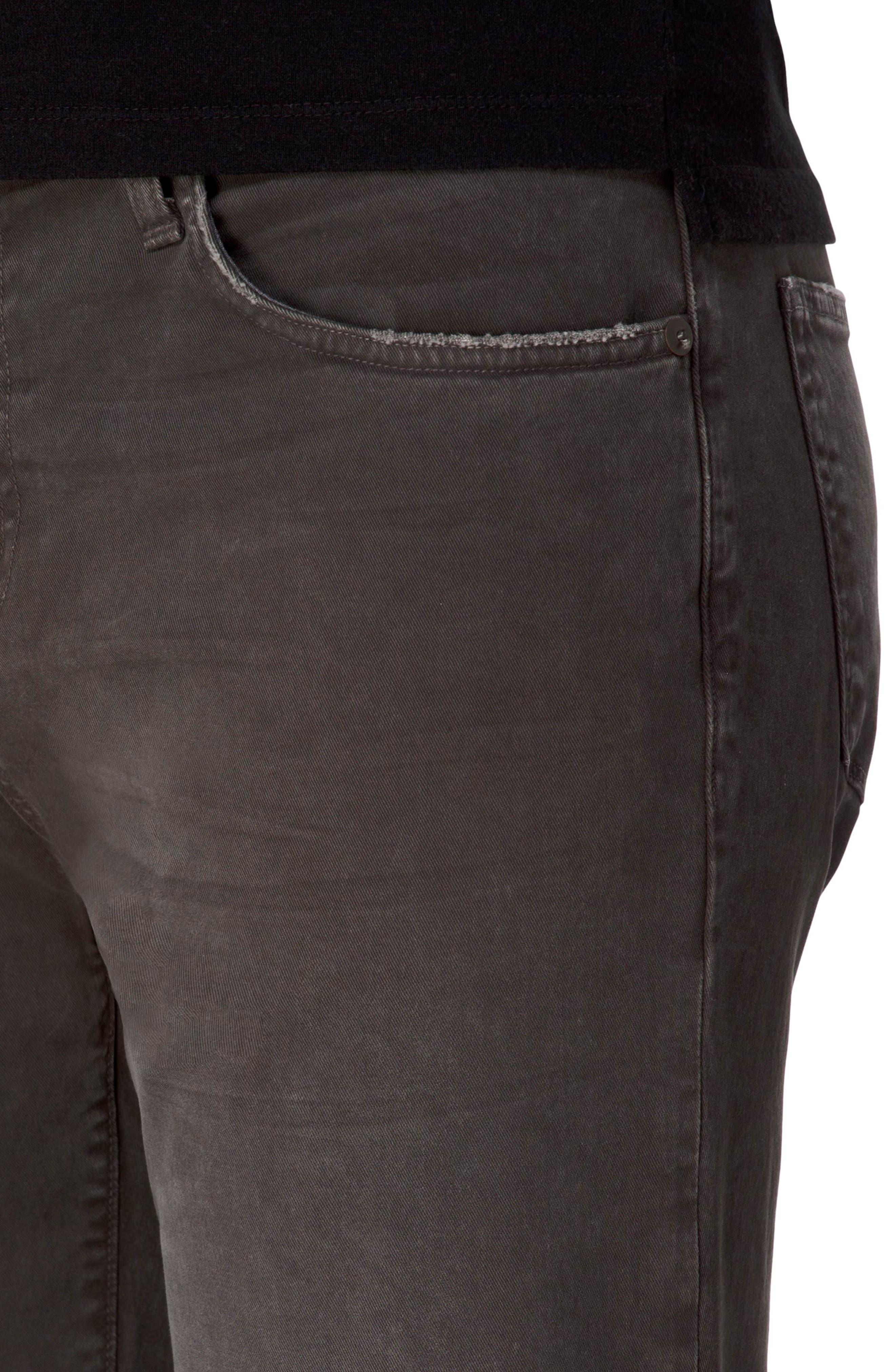 Alternate Image 4  - J Brand Tyler Slim Fit Jeans (Thrashed Climate)