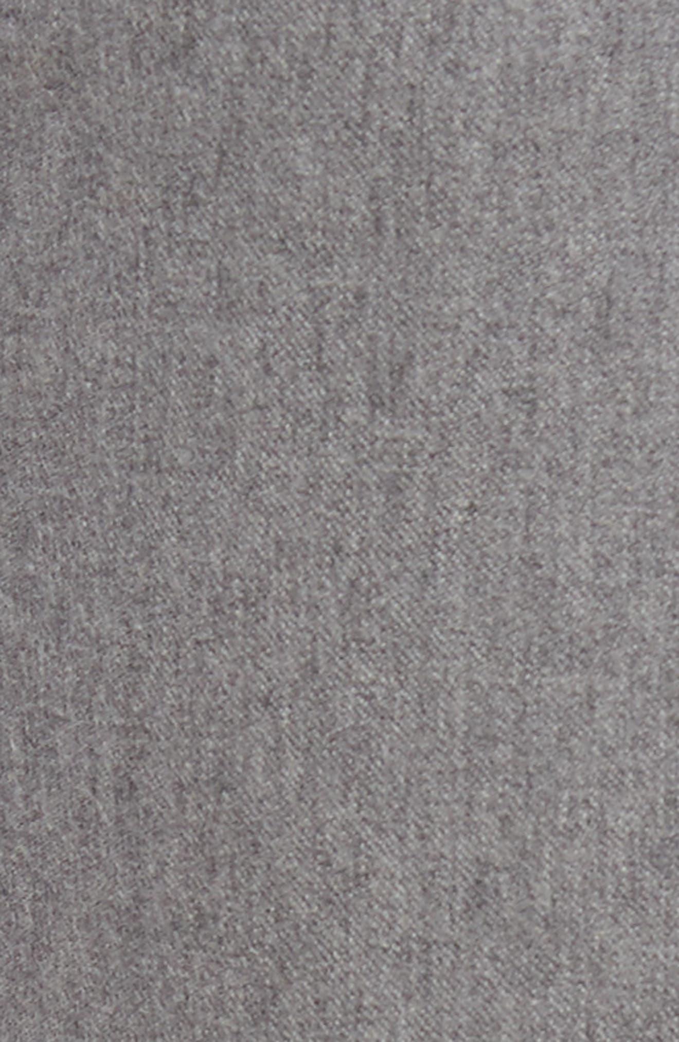 Alternate Image 2  - BOSS Gaetano Regular Fit Wool Trousers