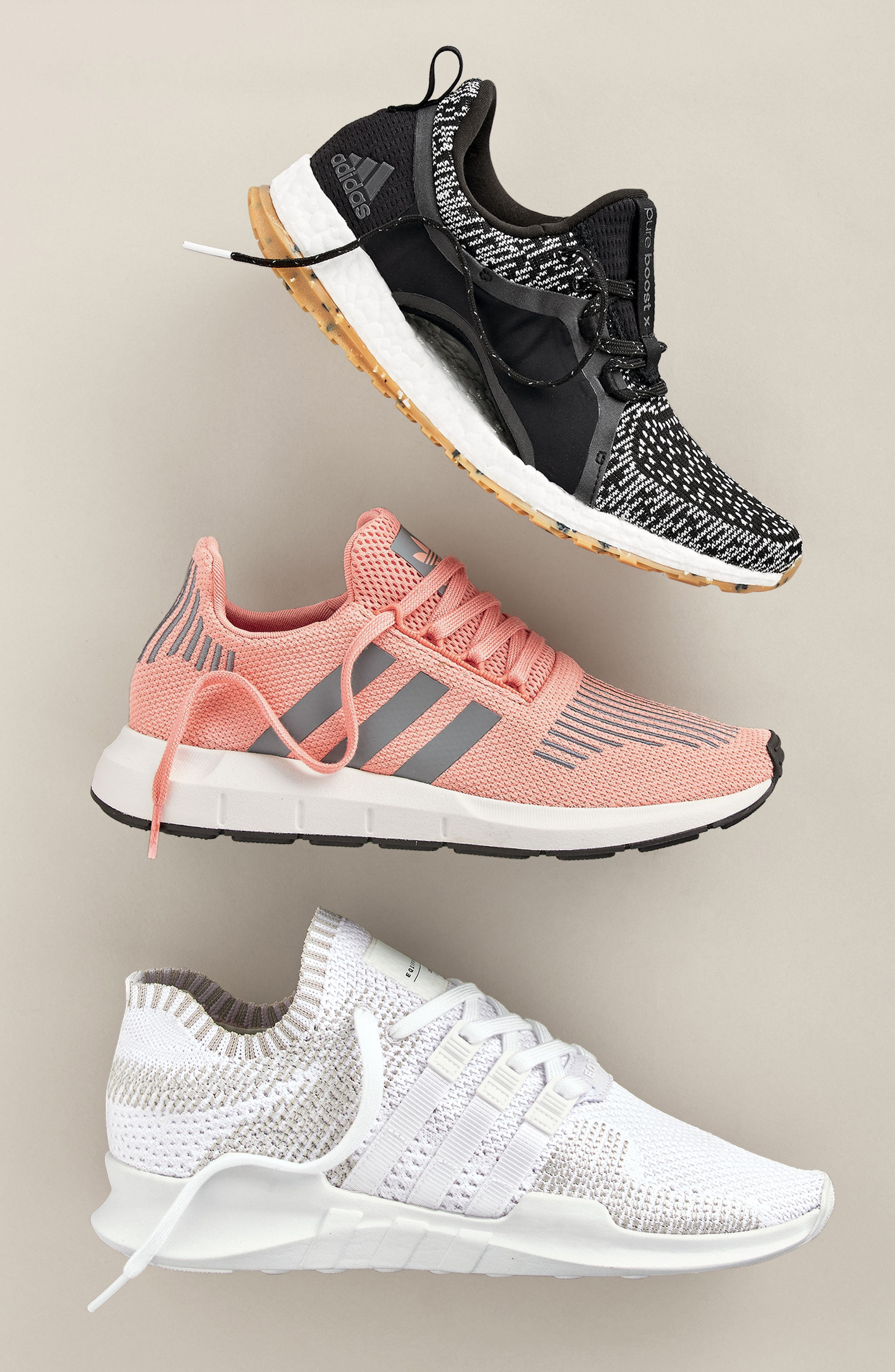 Alternate Image 8  - adidas Pure Boost X ATR Running Shoe (Women)