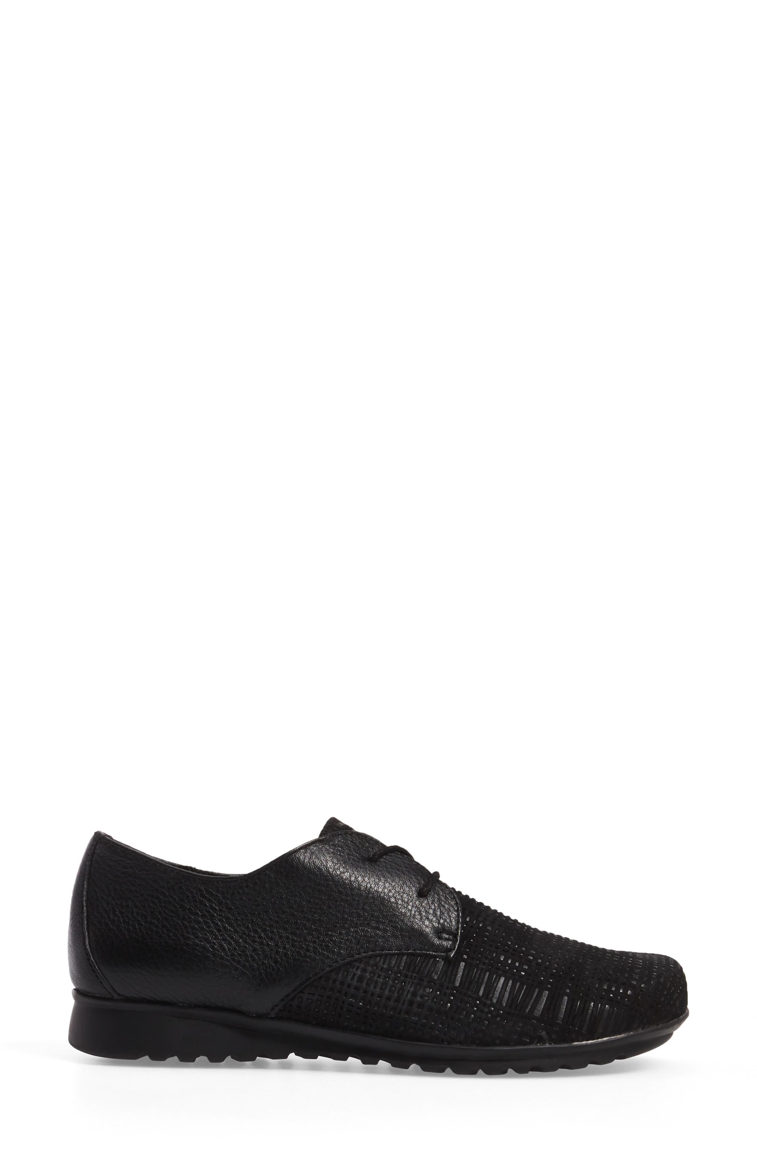 Alternate Image 3  - Aetrex Erin Saddle Shoe (Women)