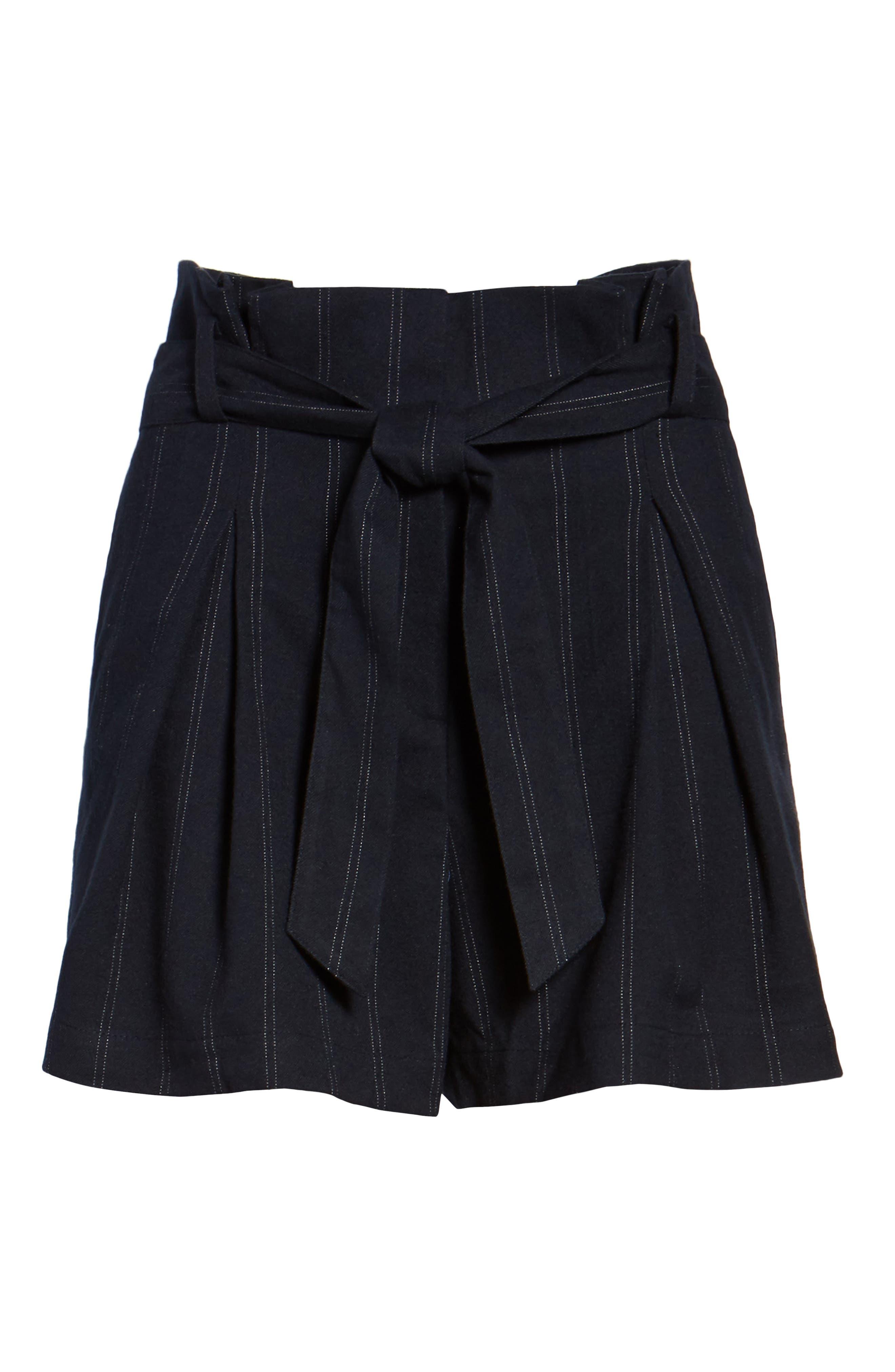 Alternate Image 6  - Leith Paperbag Shorts