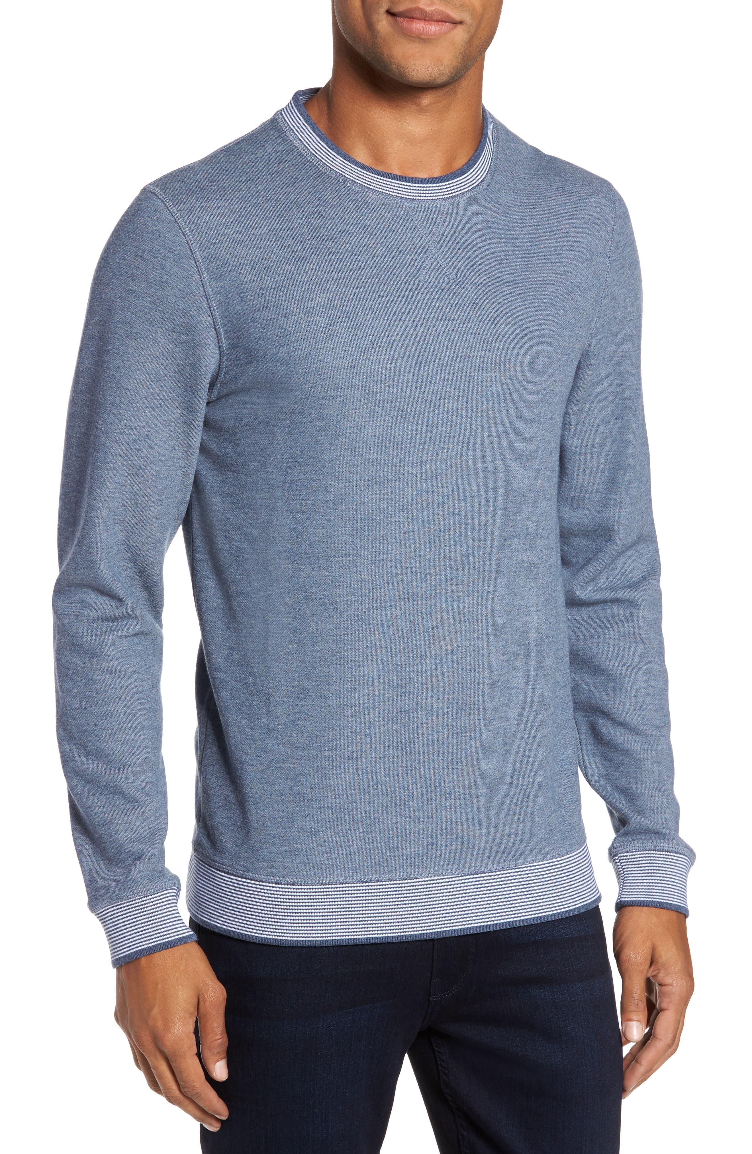Main Image - Ted Baker London Kaspa Modern Slim Fit Sweatshirt