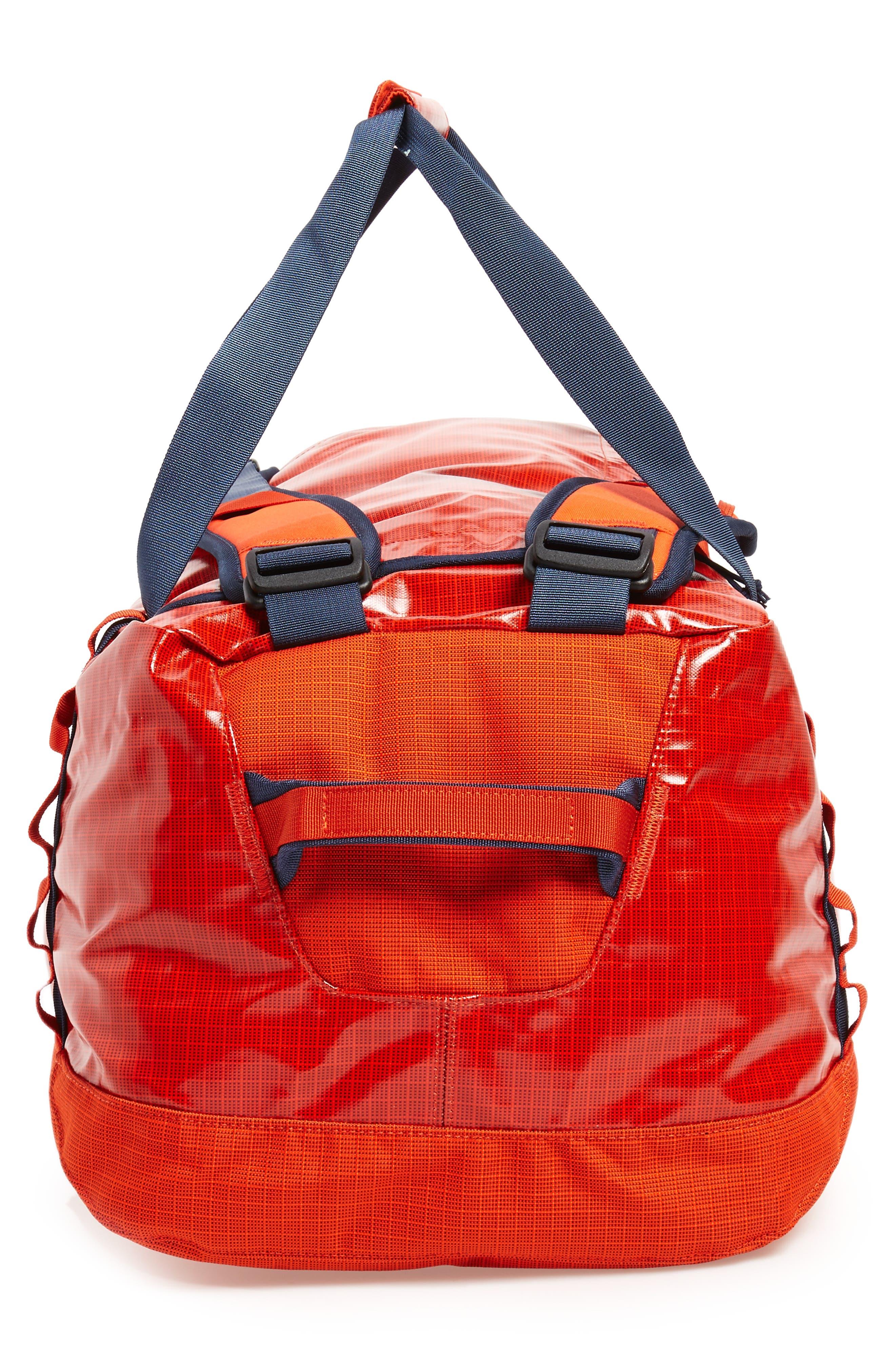 Alternate Image 5  - Patagonia Black Hole Water Repellent Duffel Bag