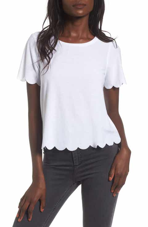 All Women 39 S White Shirts Blouses Sale Nordstrom