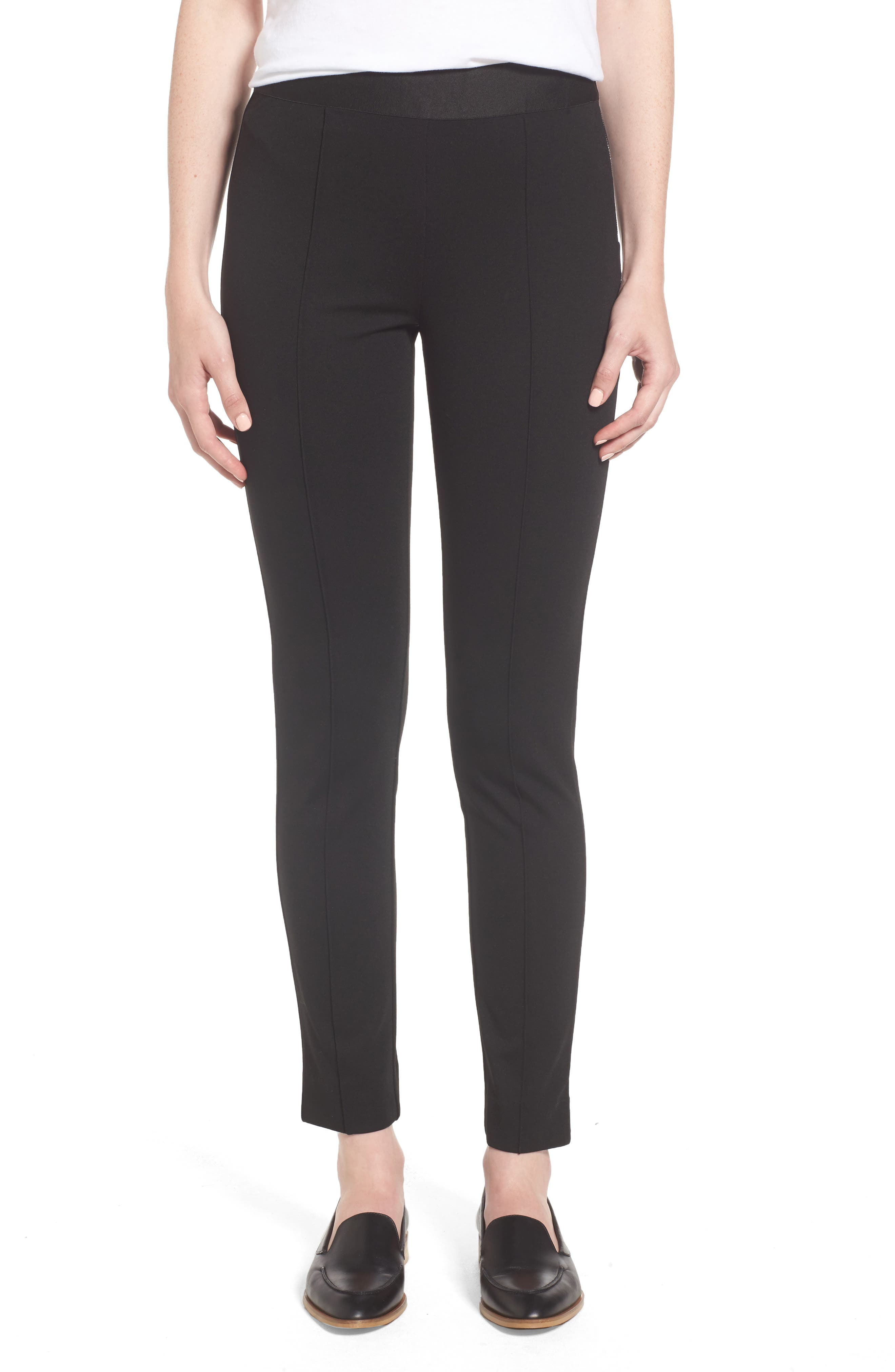 Alternate Image 1 Selected - Everlane The Stretch Ponte Skinny Pants