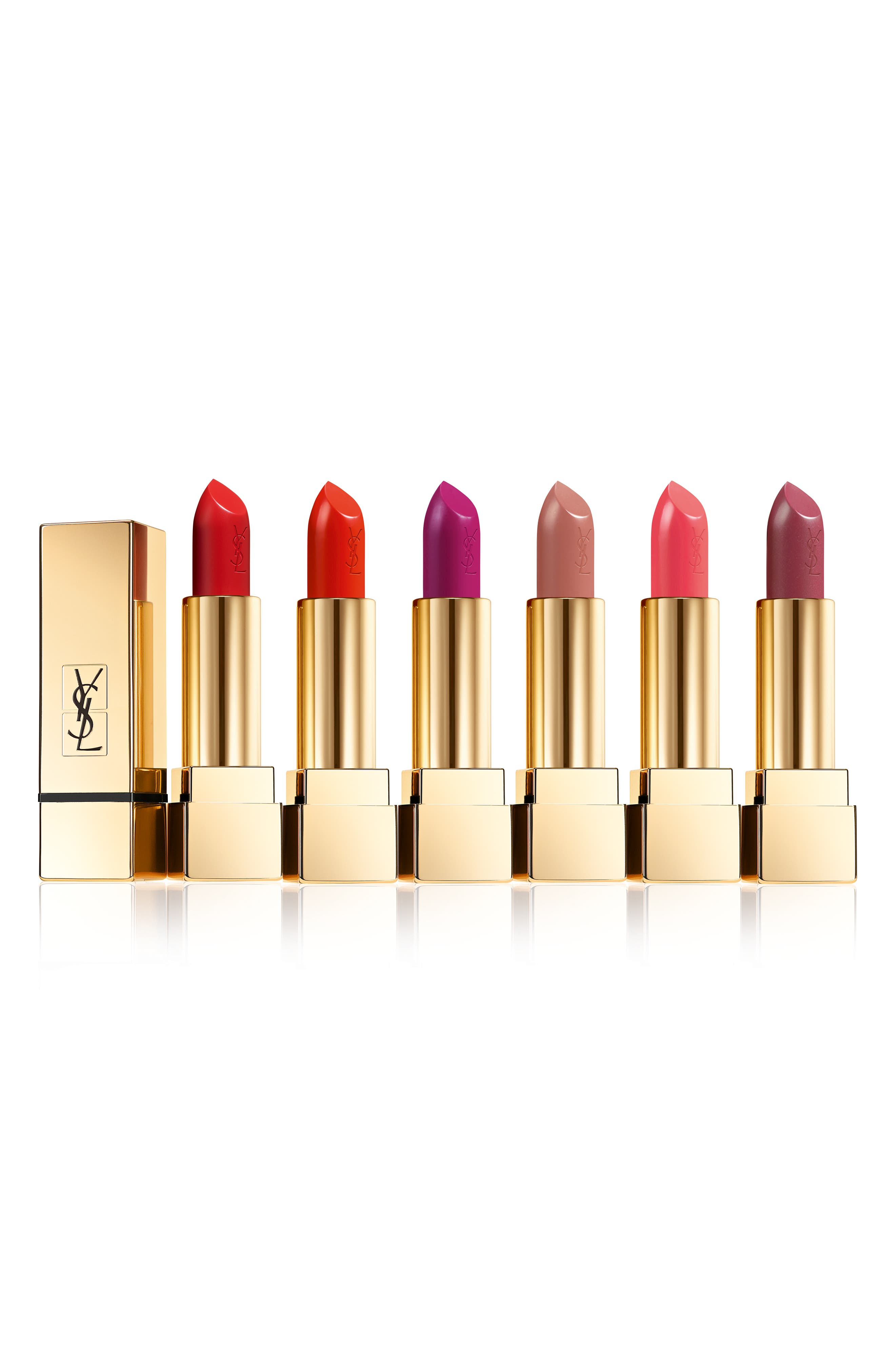Yves Saint Laurent Mini Rouge Pur Couture Collection (Nordstrom Exclusive) ($111 Value)
