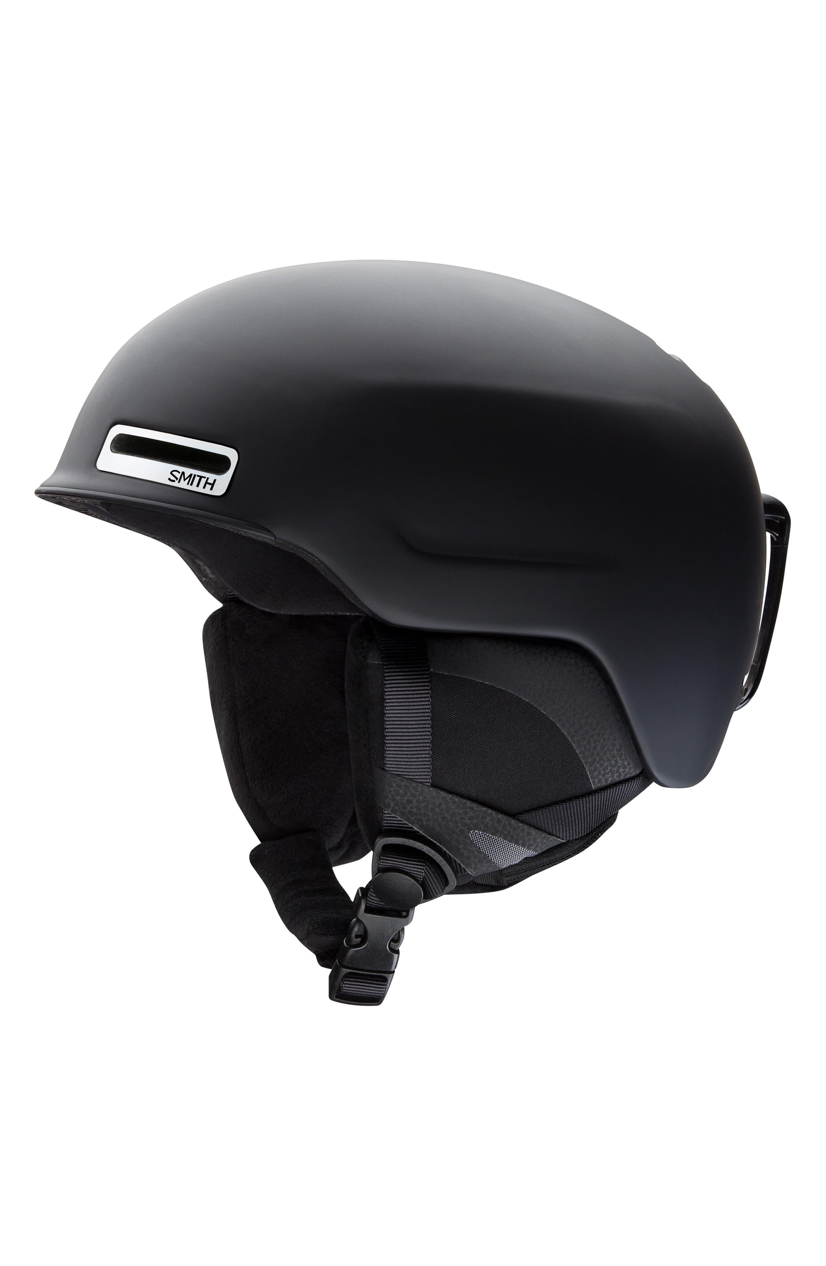 Smith Maze with MIPS Snow Helmet