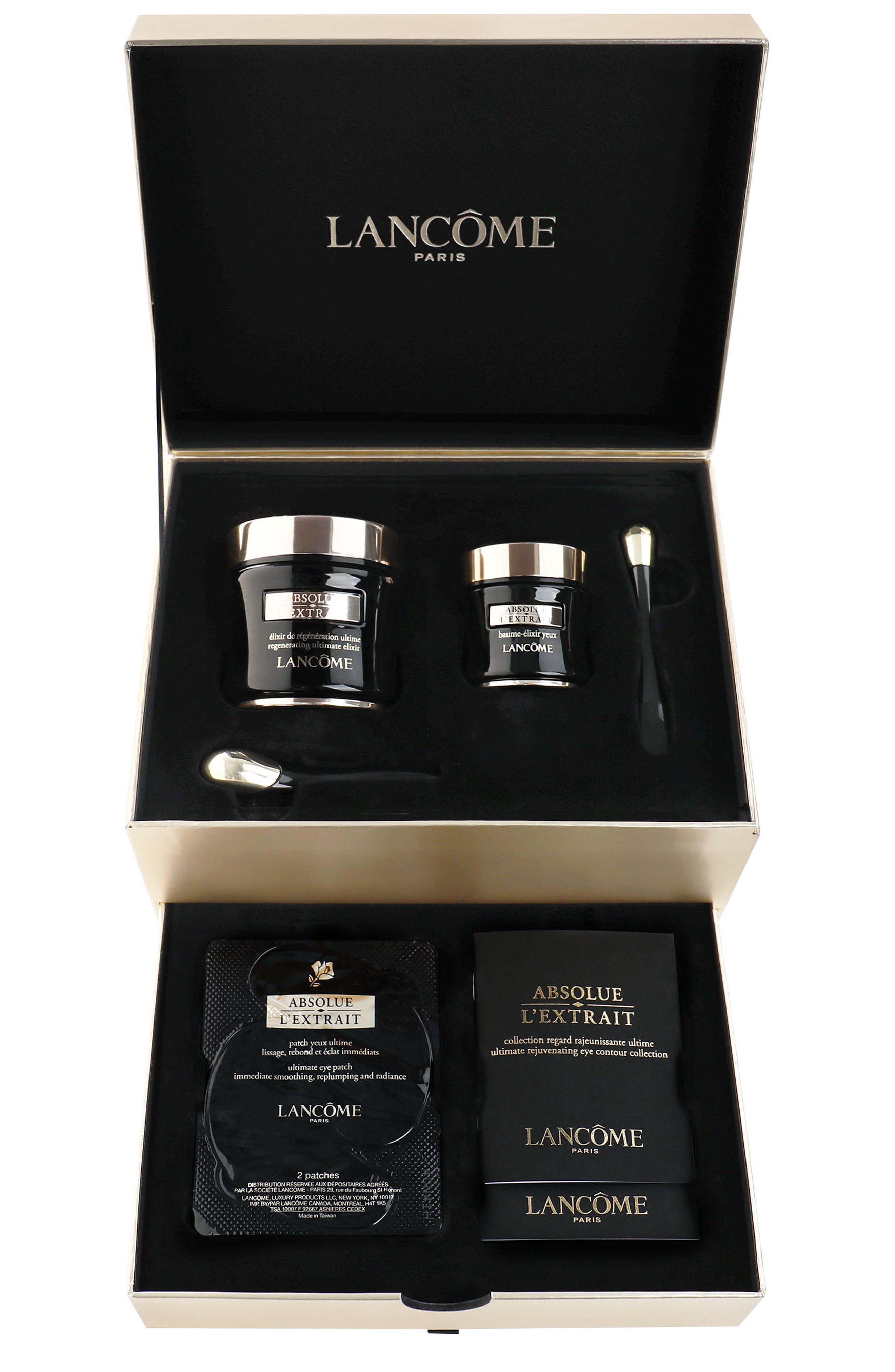 Lancôme Absolue L'Extrait Ultimate Rejuvenating Collection ($625 Value)