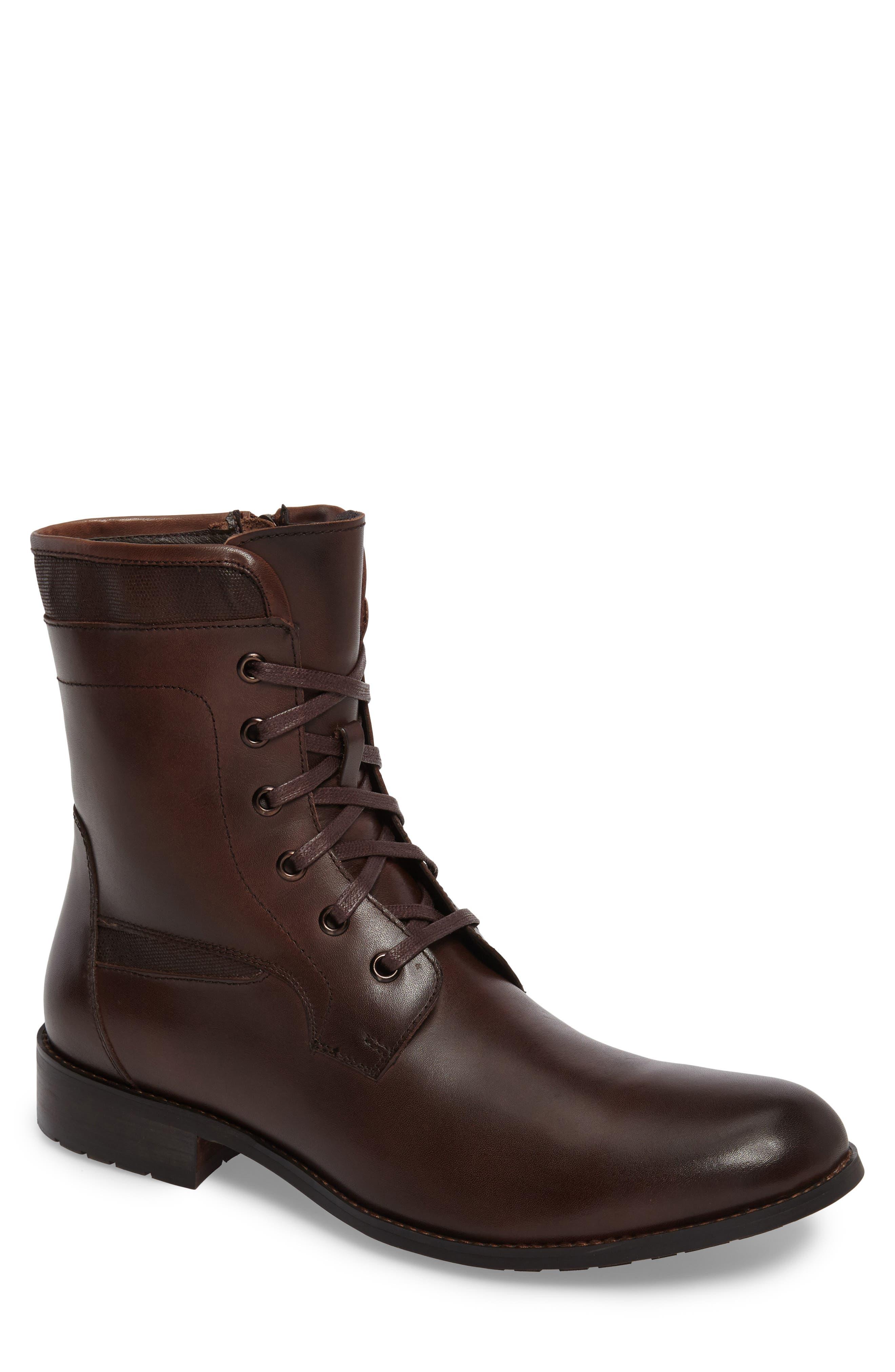 English Laundry Page Plain Toe Boot (Men)