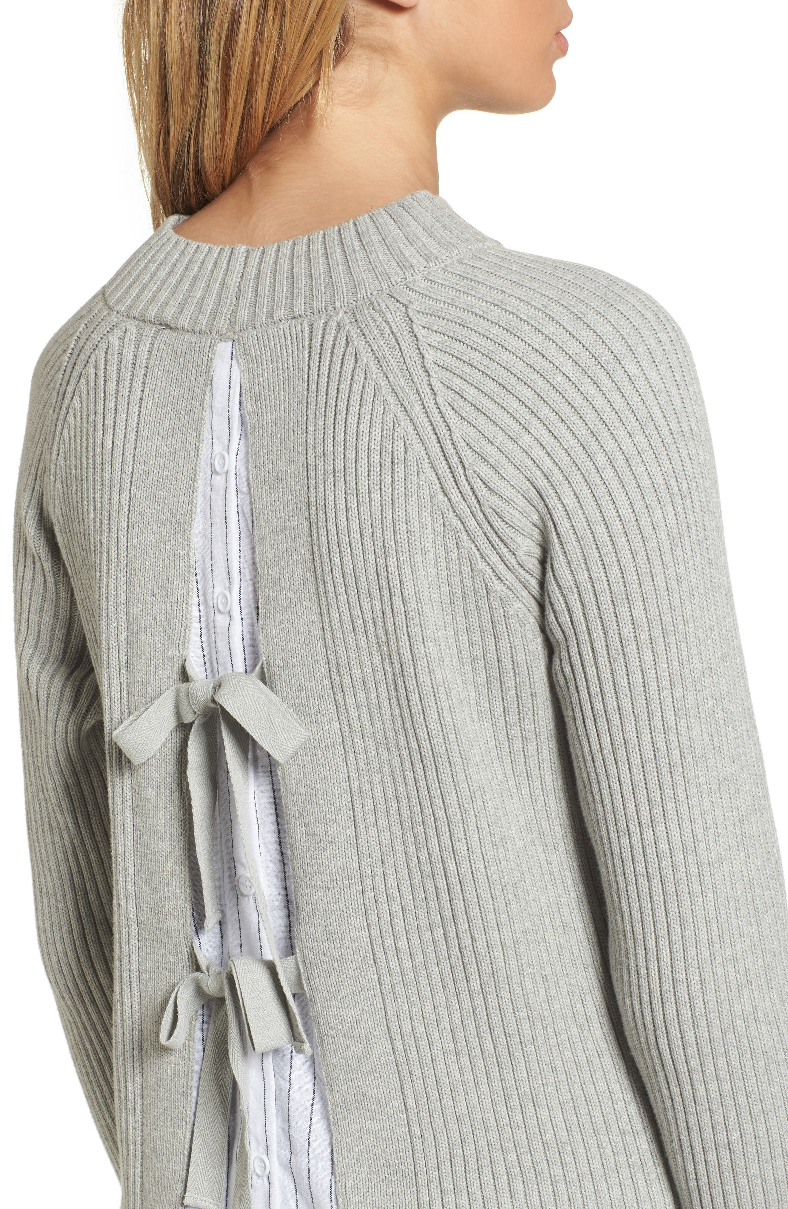 Alternate Image 4  - French Connection Ila Sweater
