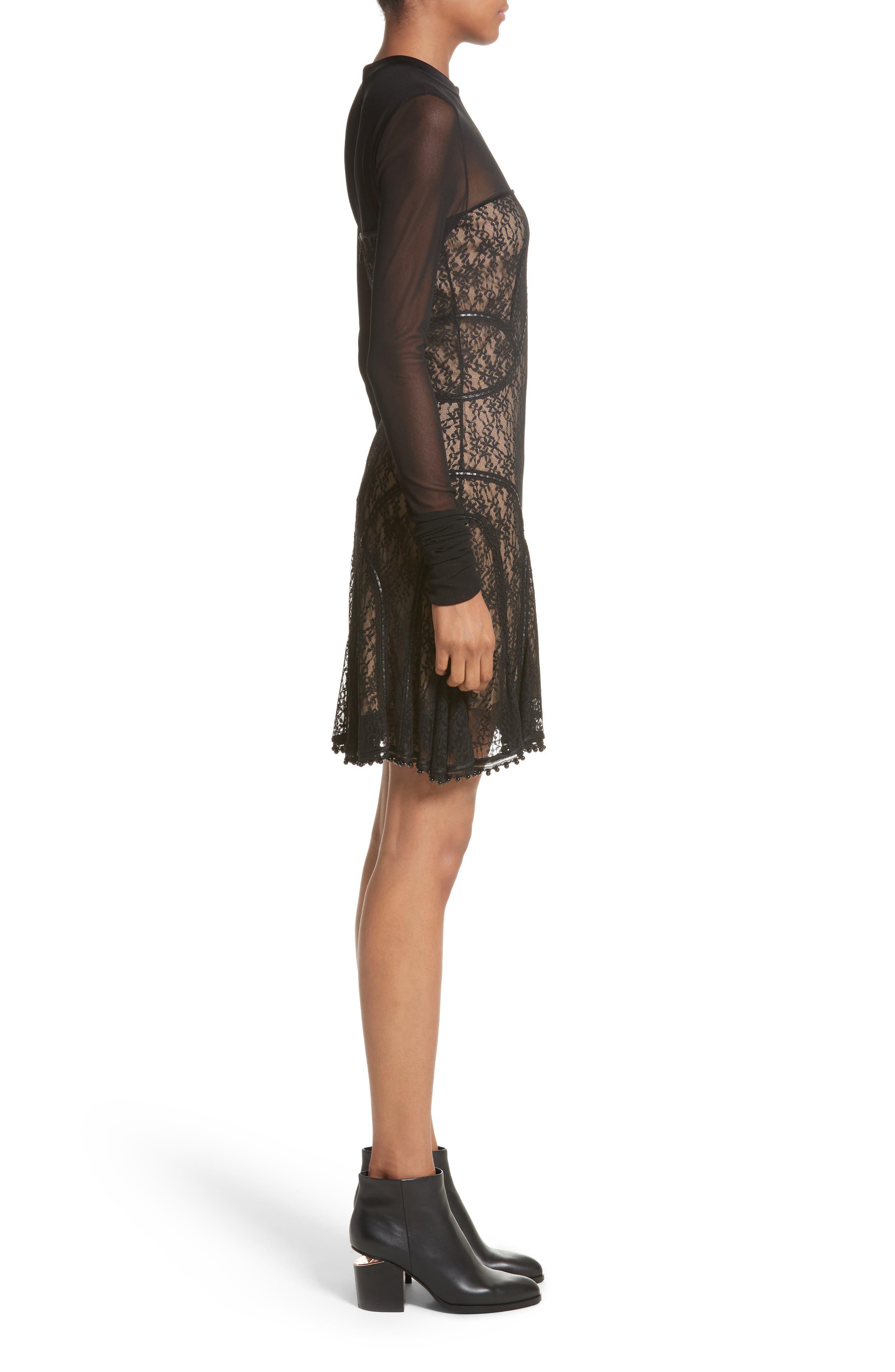 Alternate Image 3  - Alexander Wang Lace Dress
