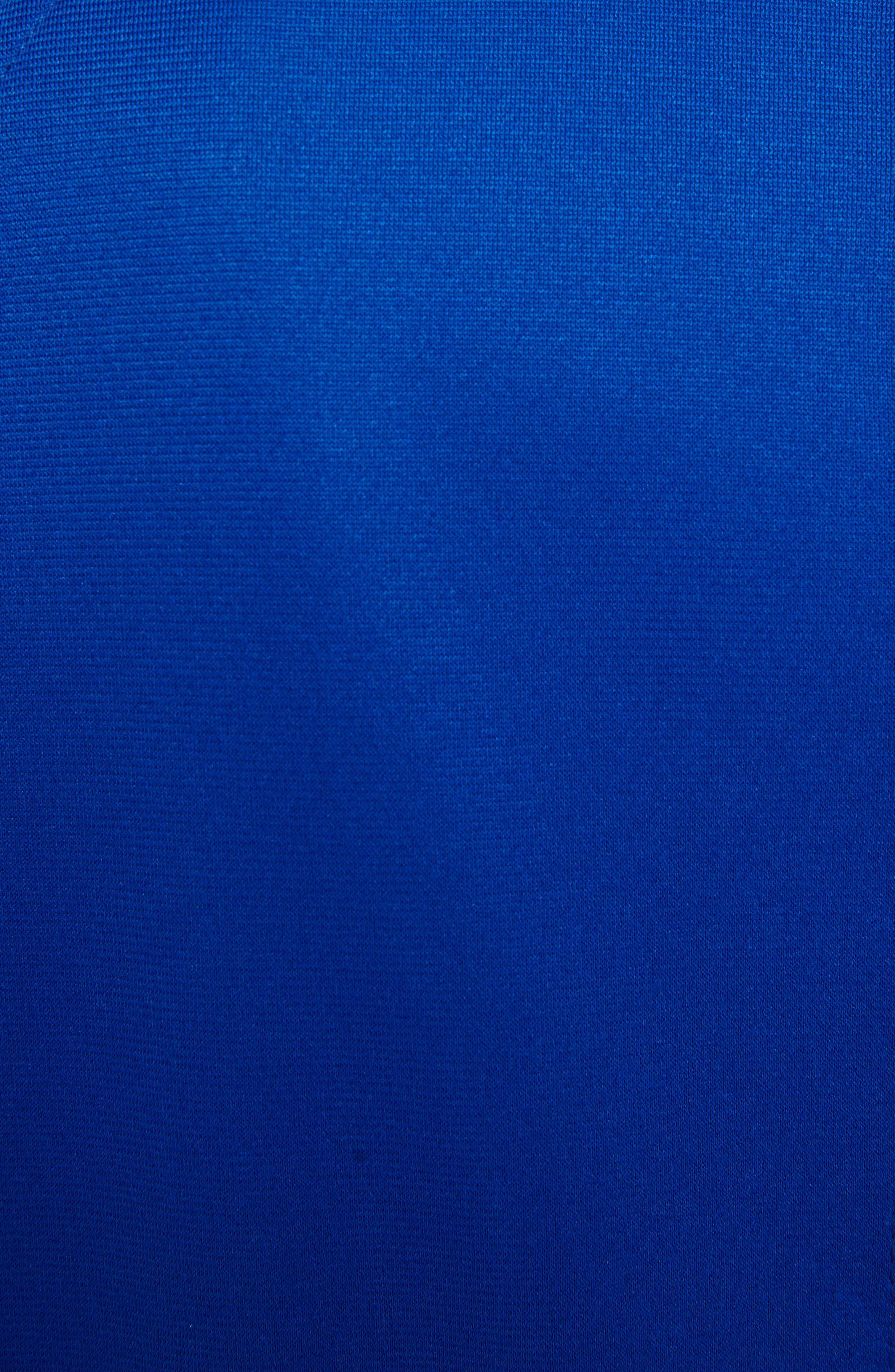 Tonal Logo Track Jacket,                             Alternate thumbnail 5, color,                             Electric Blue