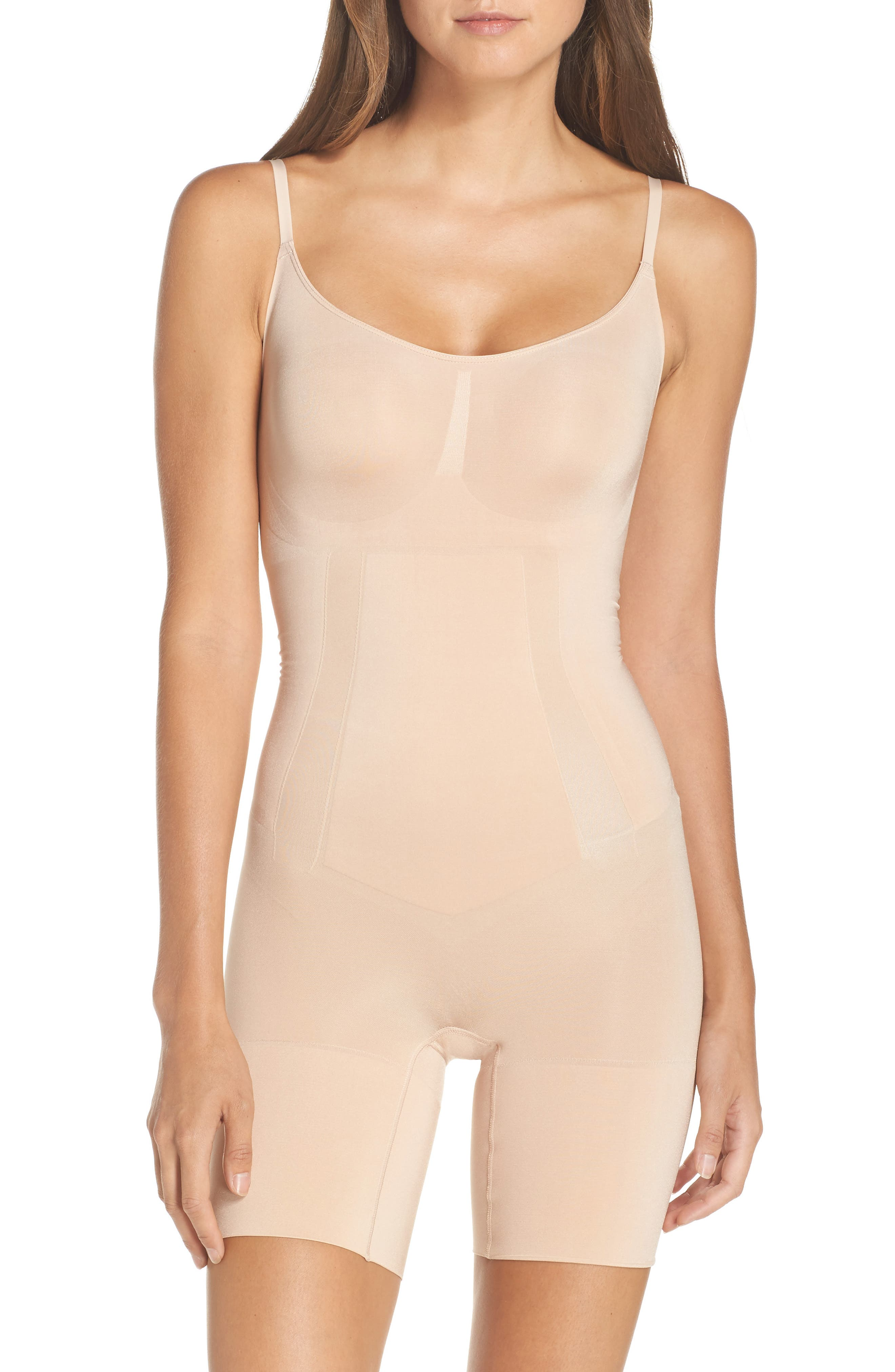 SPANX® Oncore Mid Thigh Bodysuit