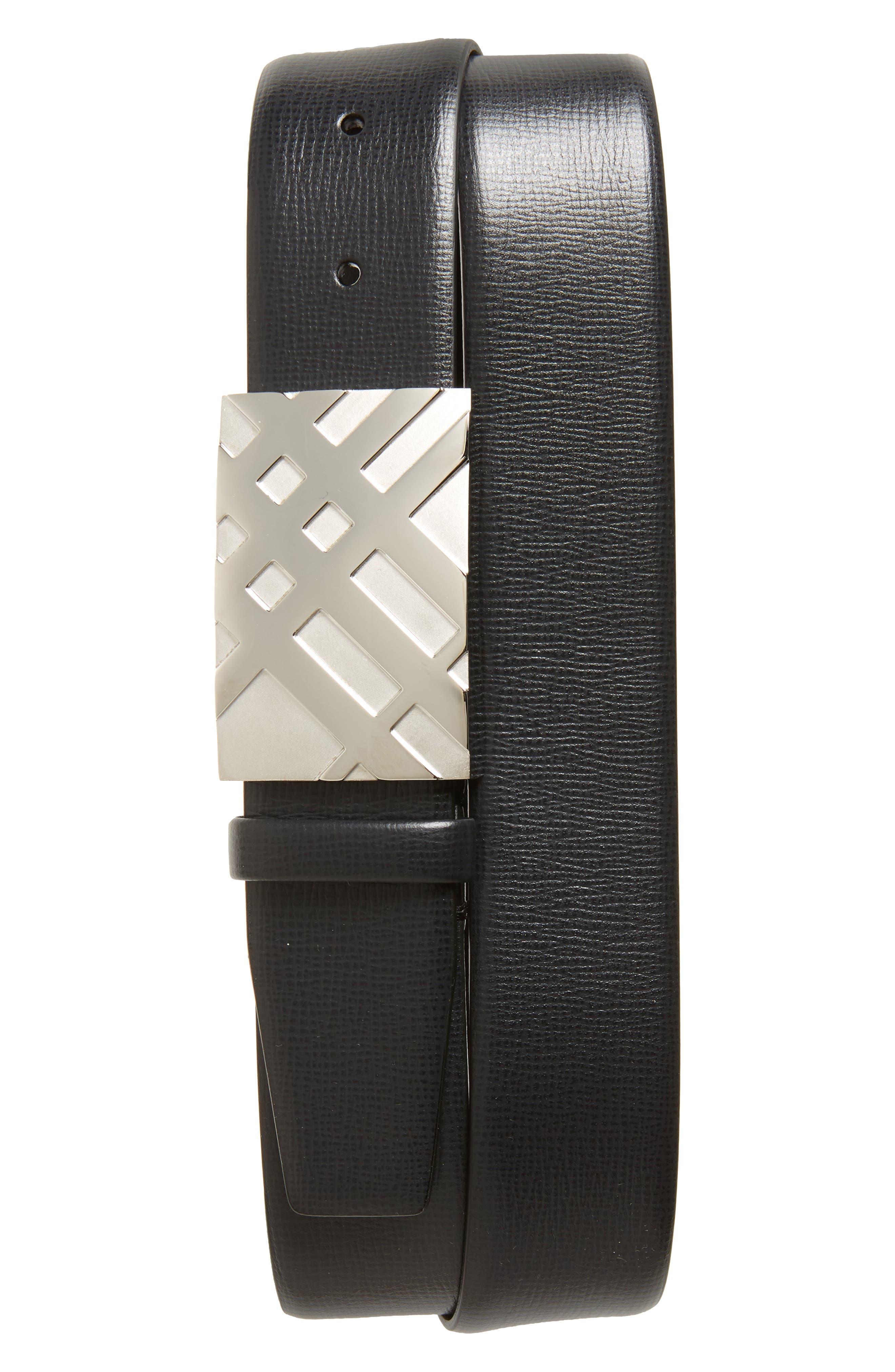 Burberry Dean Leather Belt