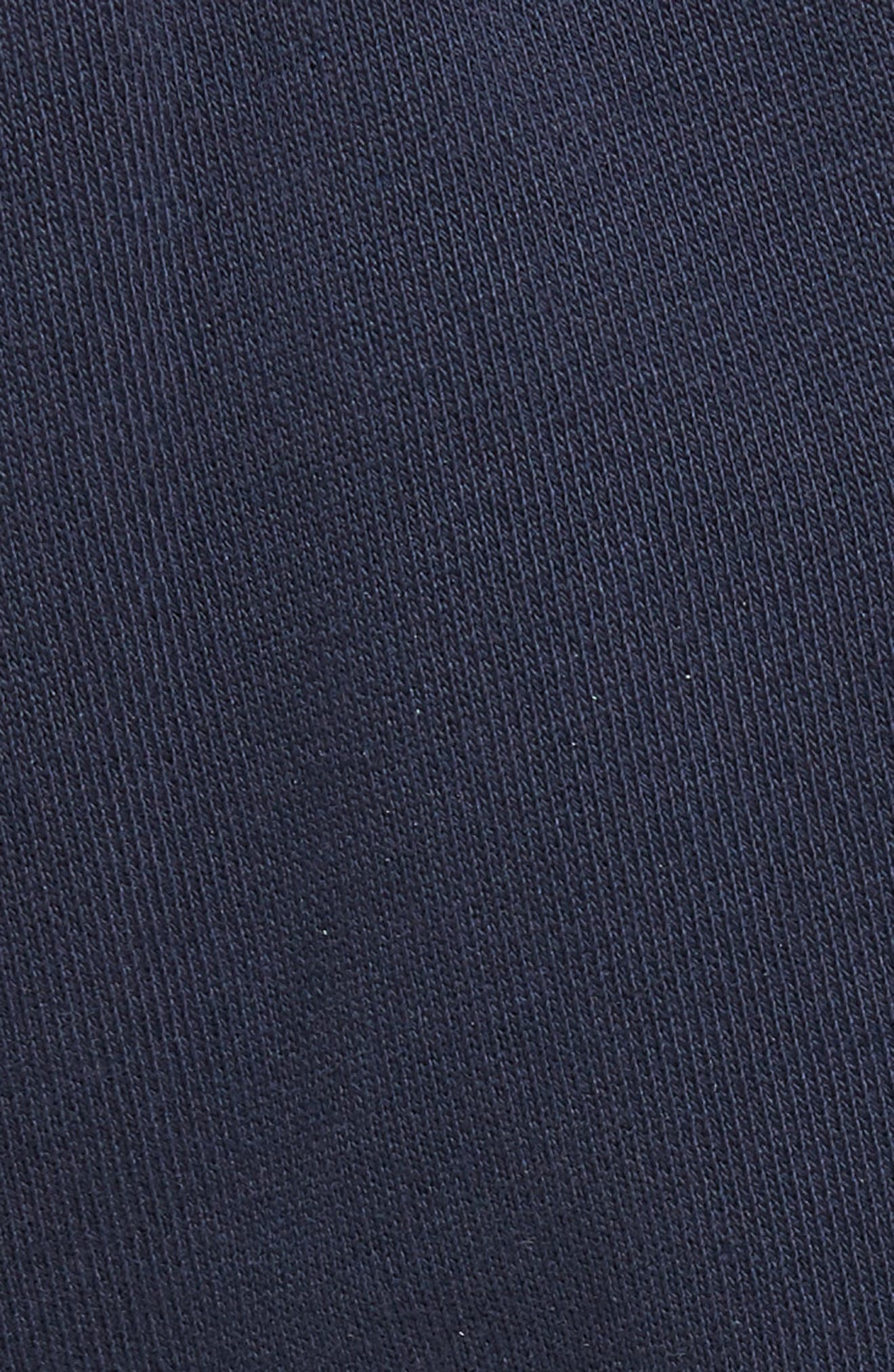 Lamont Snap Tab Sweatpants,                             Alternate thumbnail 5, color,                             Navy