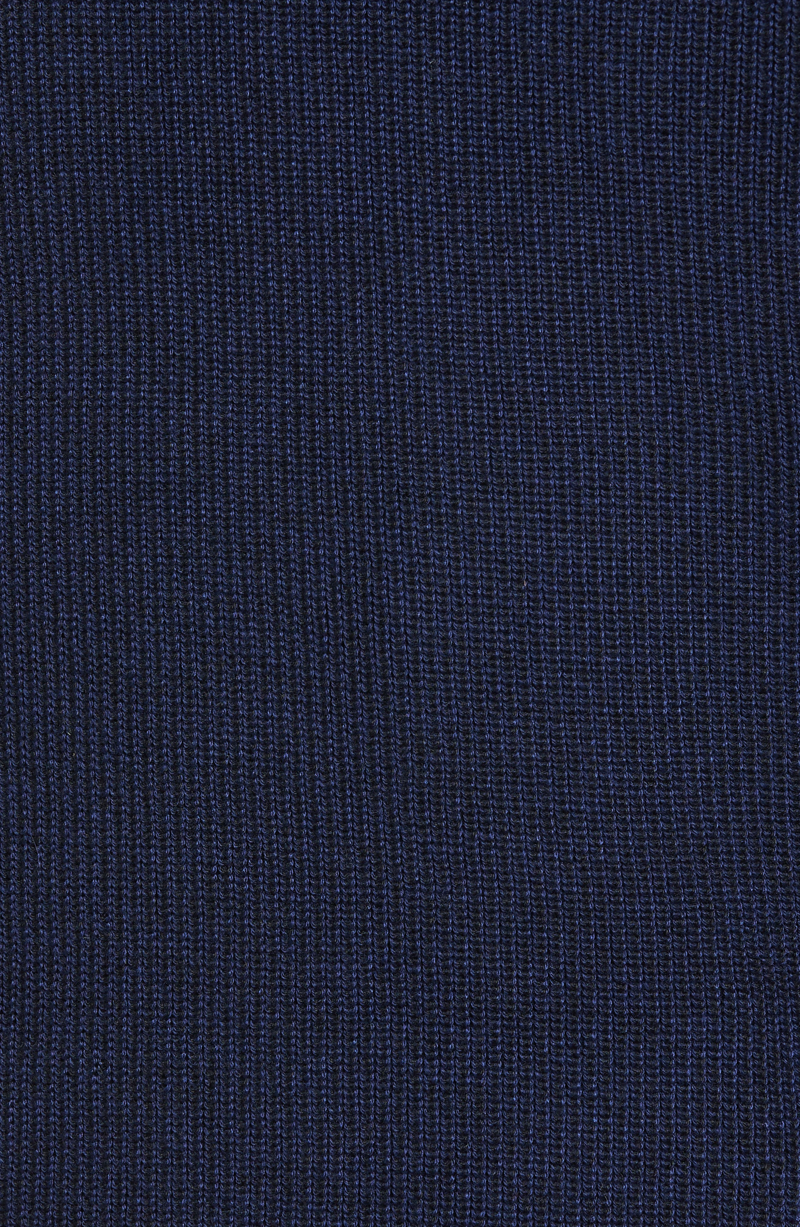 Alternate Image 6  - Ted Baker London Stach Quarter Zip Sweater