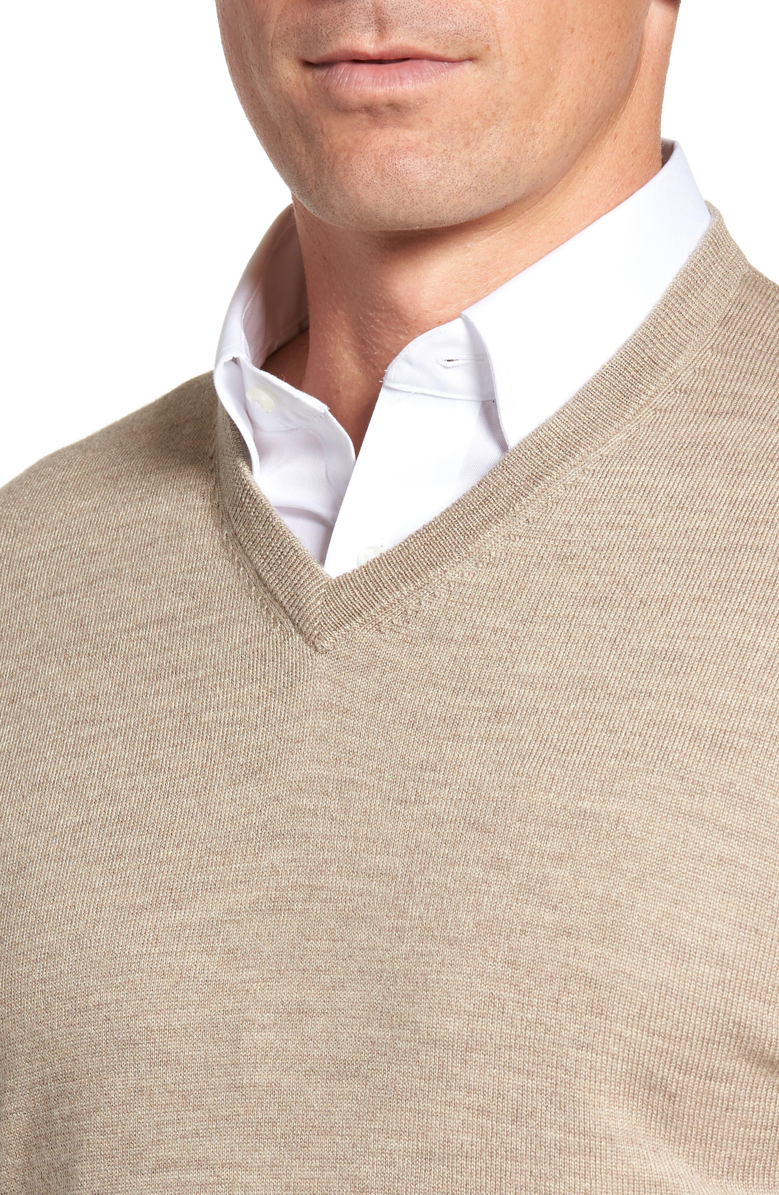 Merino Sweater,                             Alternate thumbnail 4, color,                             Astro