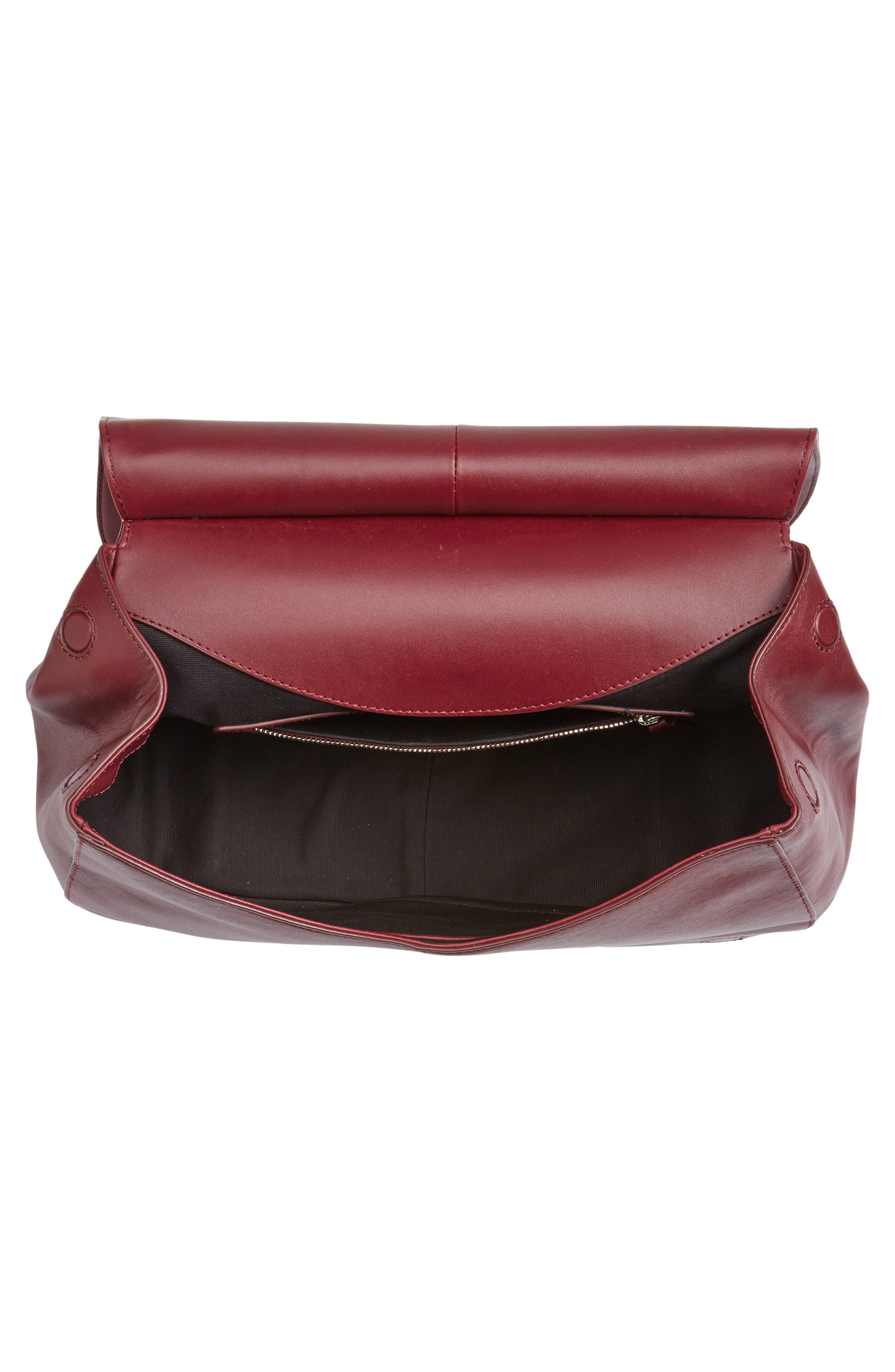 Alternate Image 3  - Steve Alan Kate Leather Flap Satchel