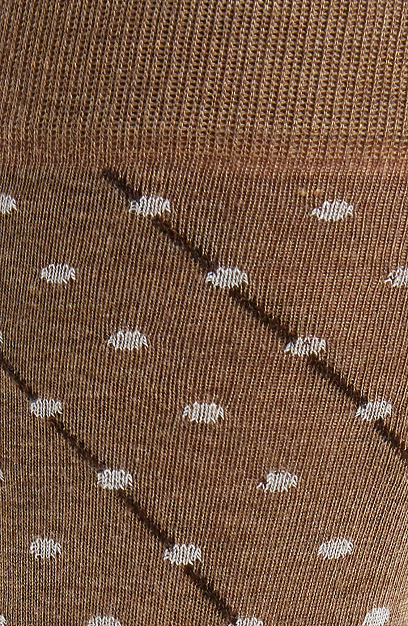 Alternate Image 2  - Nordstrom Men's Shop Dot Socks (3 for $30)