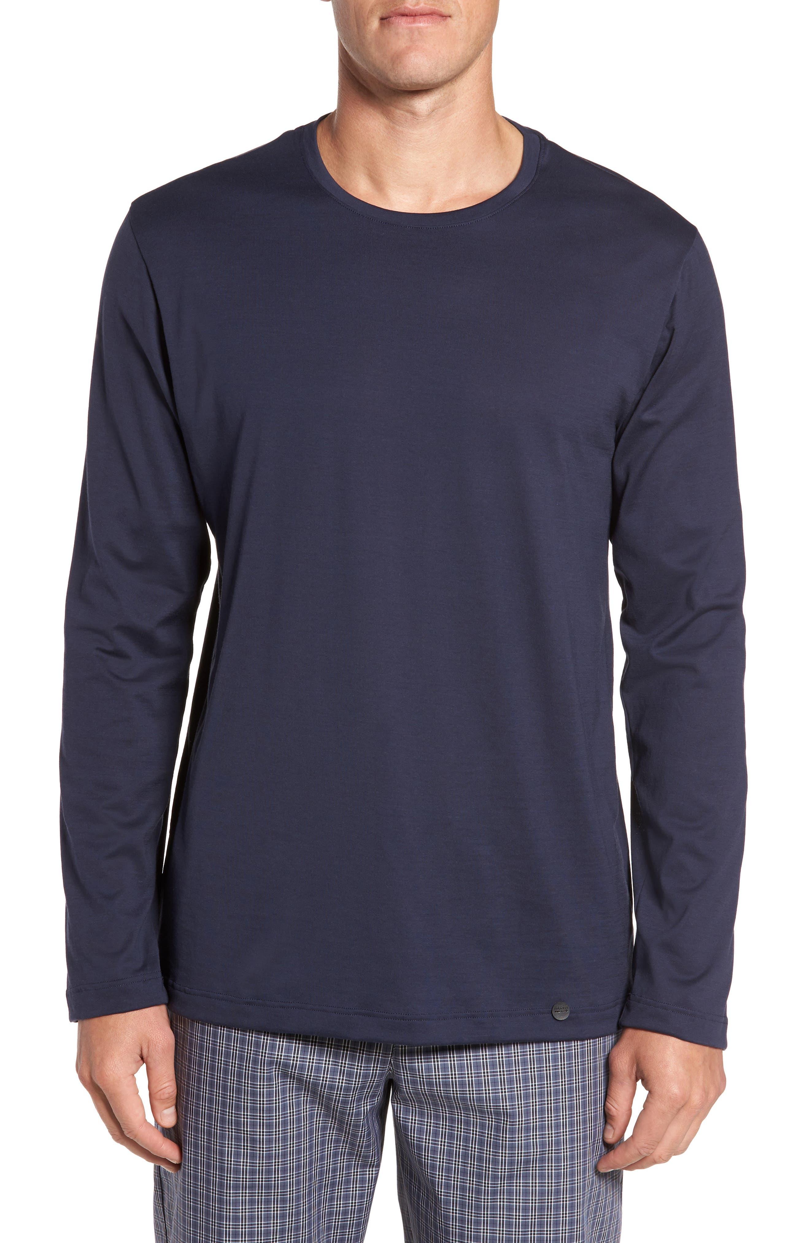 Alternate Image 1 Selected - Hanro Night & Day Lounge T-Shirt