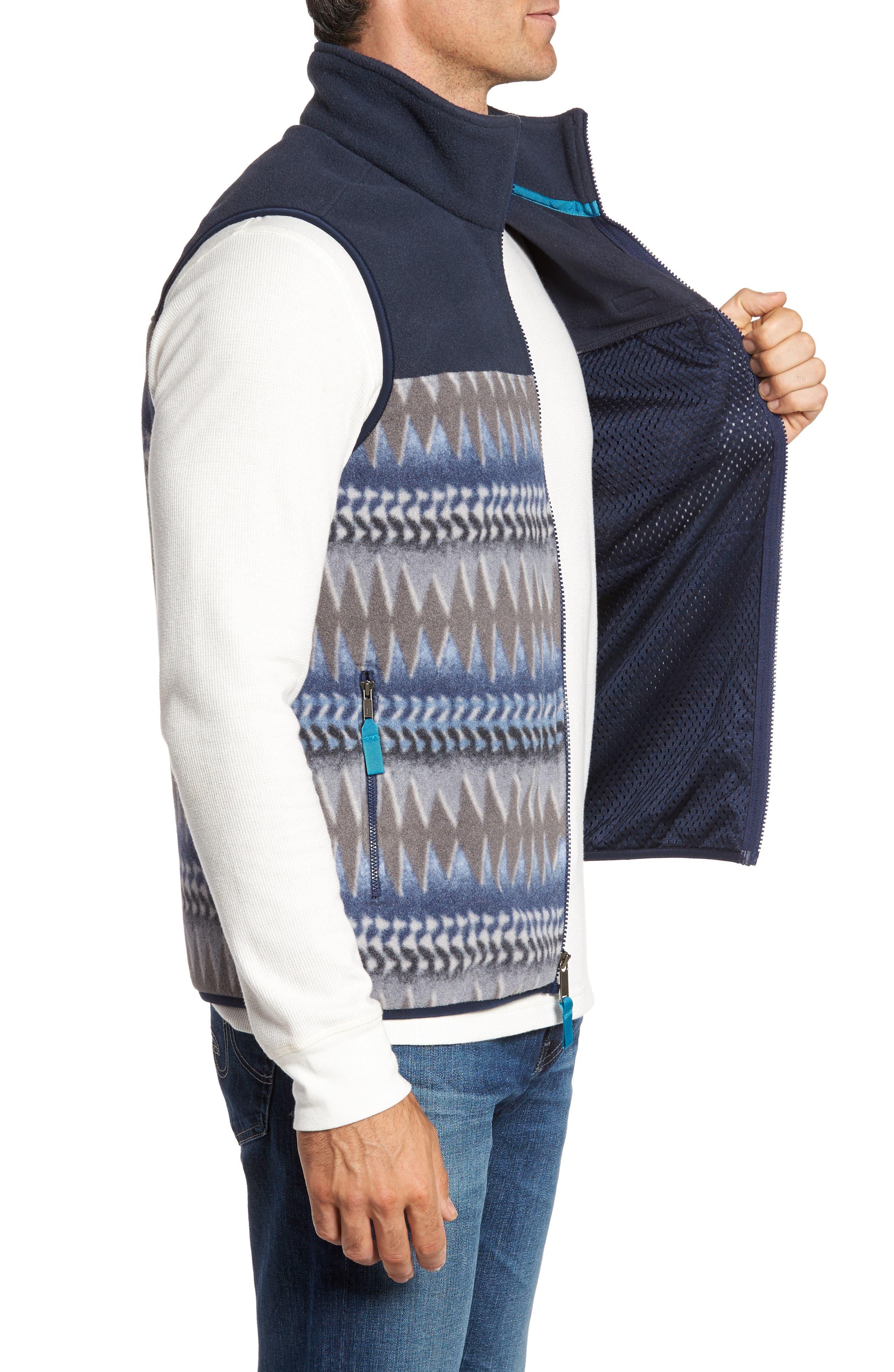 Alternate Image 3  - Patagonia Synchilla®Snap-T® Zip FleeceVest