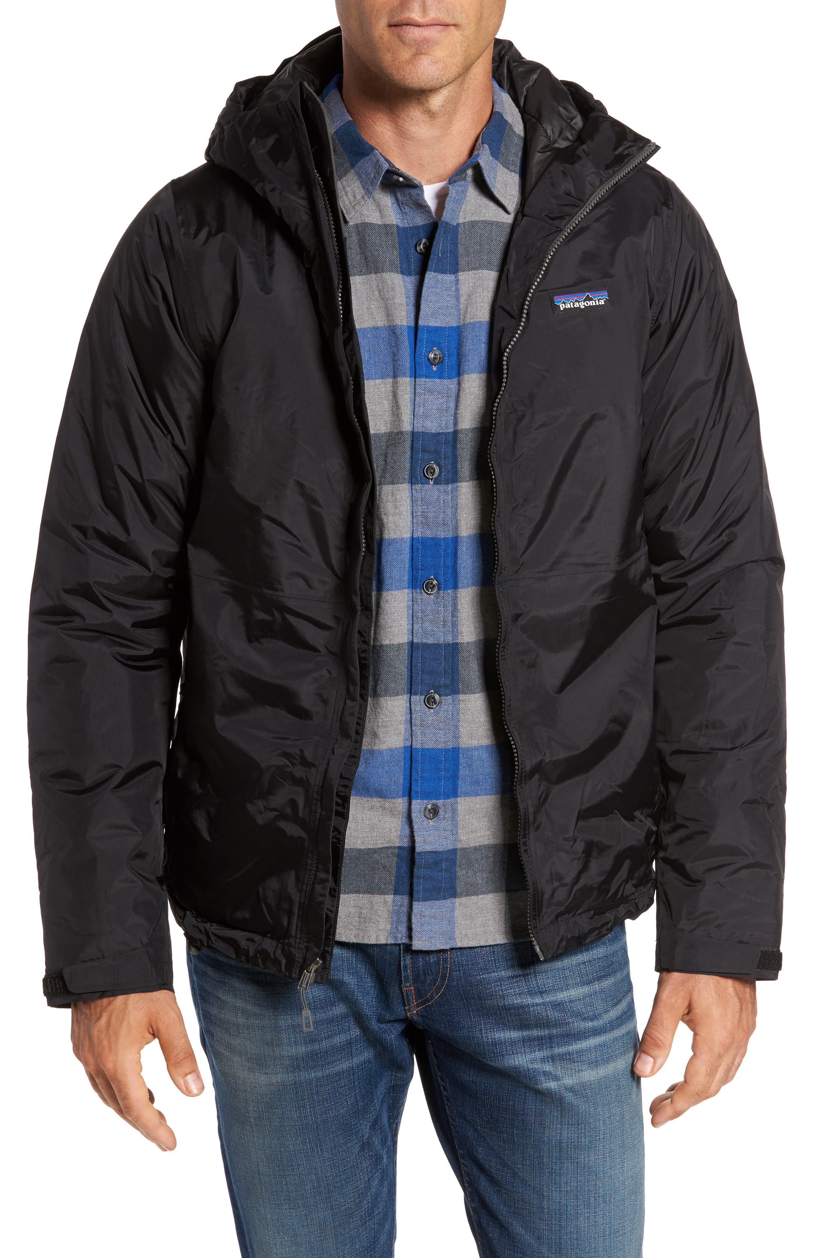 Main Image - Patagonia Torrentshell H2No® Packable Insulated Rain Jacket
