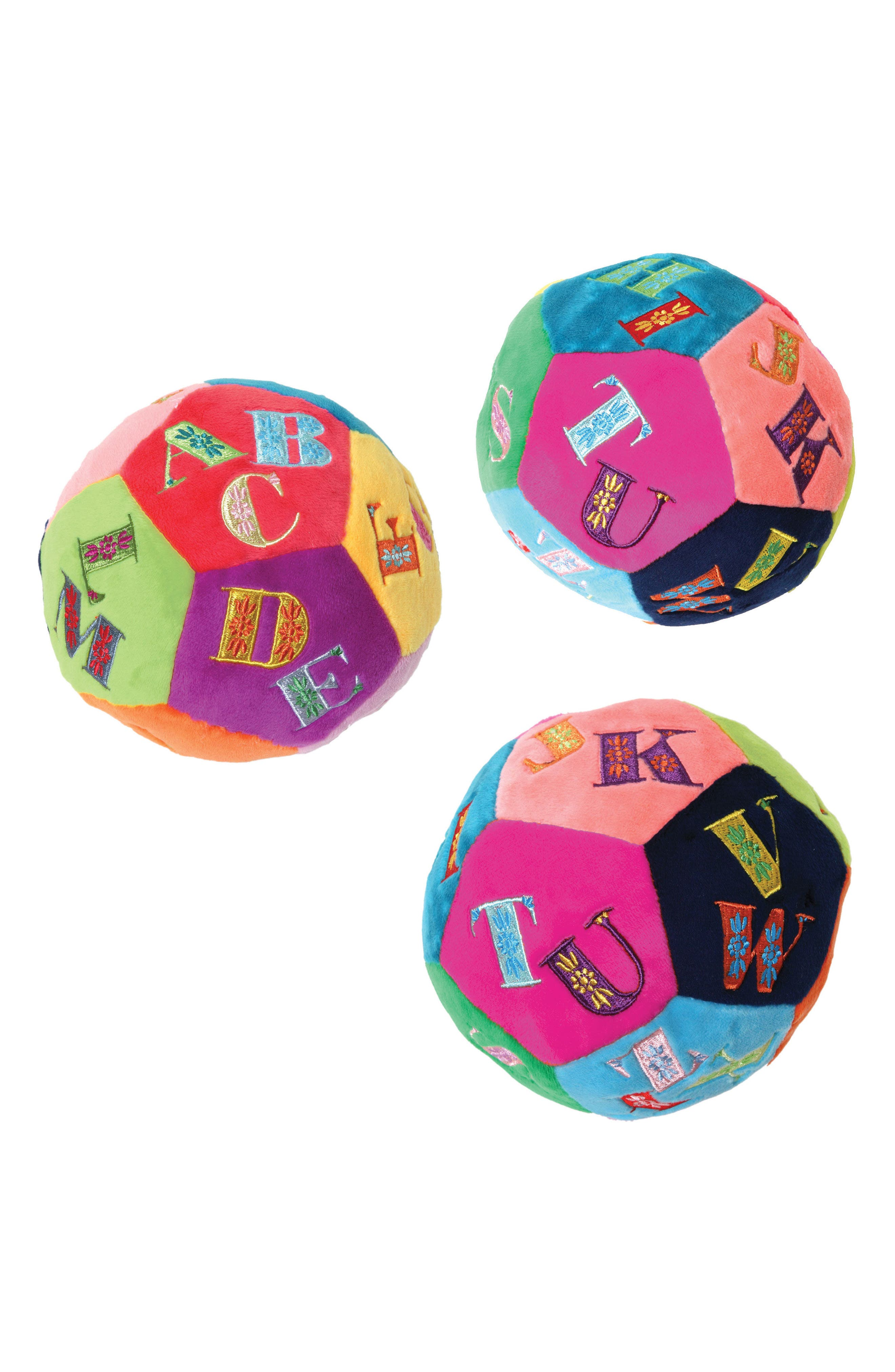 Alternate Image 2  - eeBoo Alphabet Ball