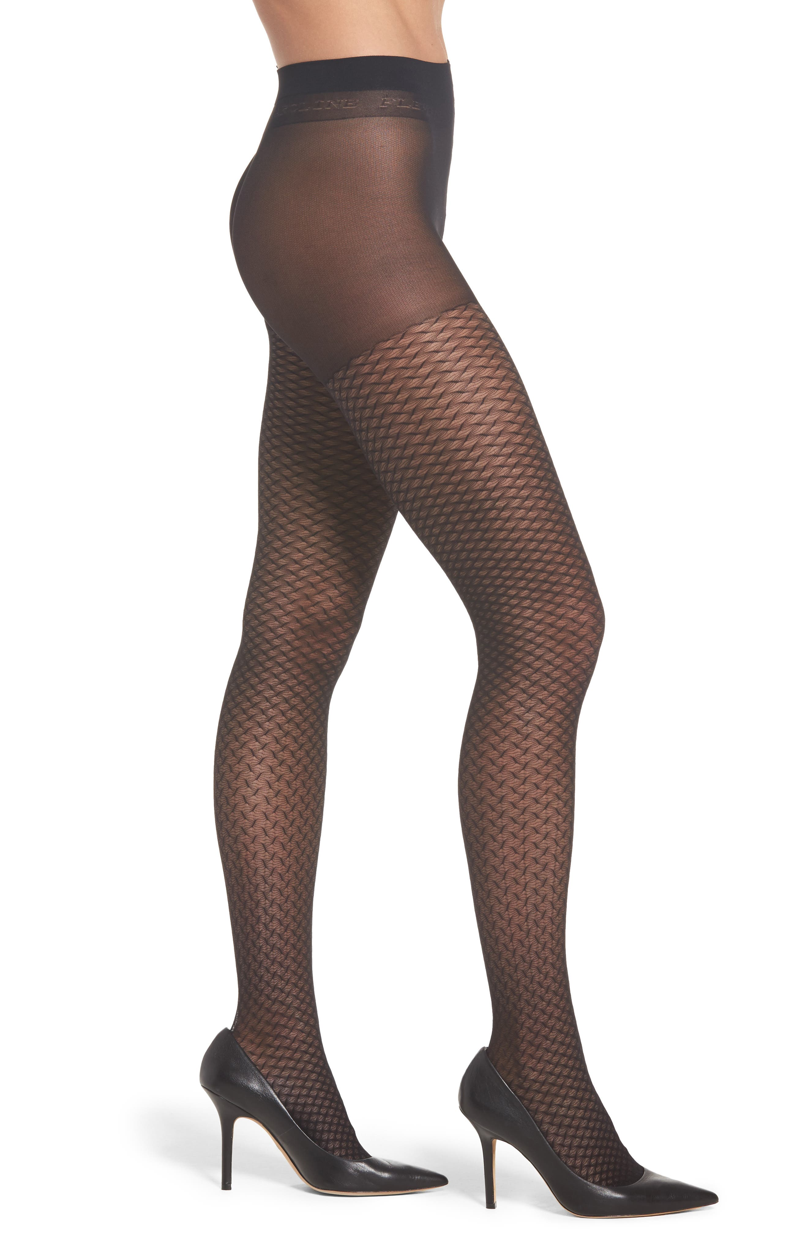 Beautiful Legs by Caroline Fleming A Night in Paris Pantyhose