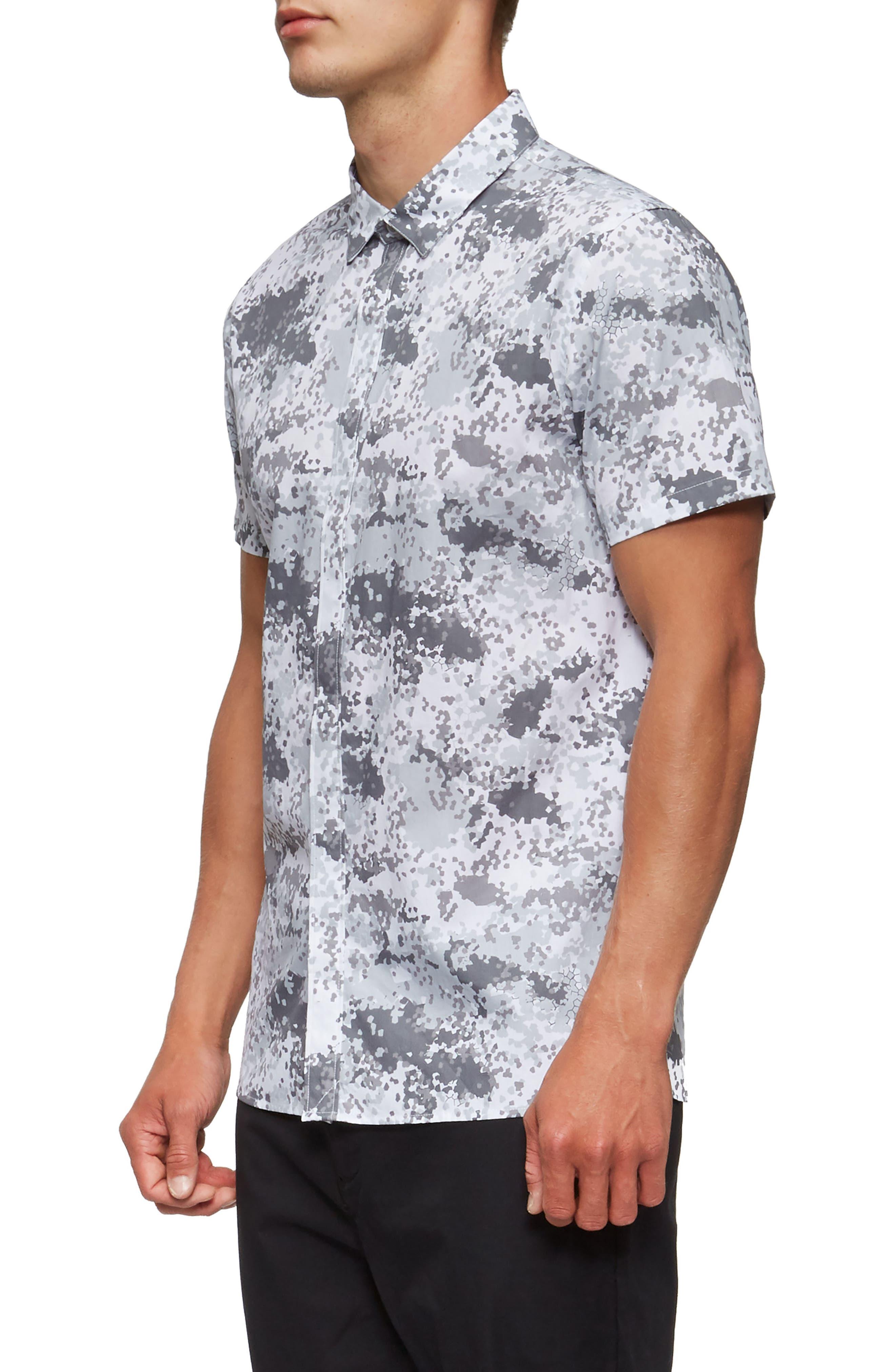 Alternate Image 3  - TAVIK Bexley Woven Shirt