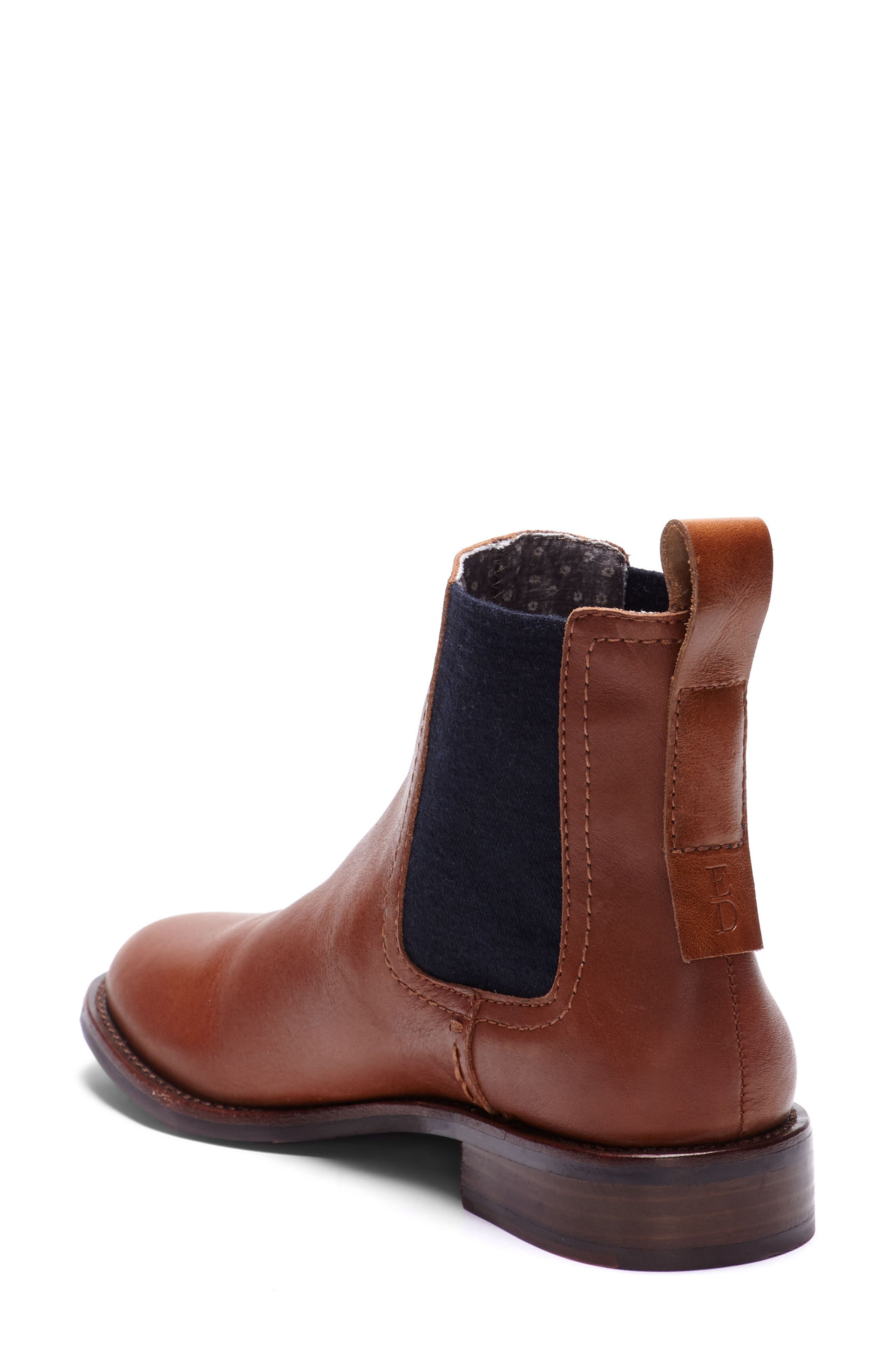 Zabi Chelsea Boot,                             Alternate thumbnail 2, color,                             Yam Leather