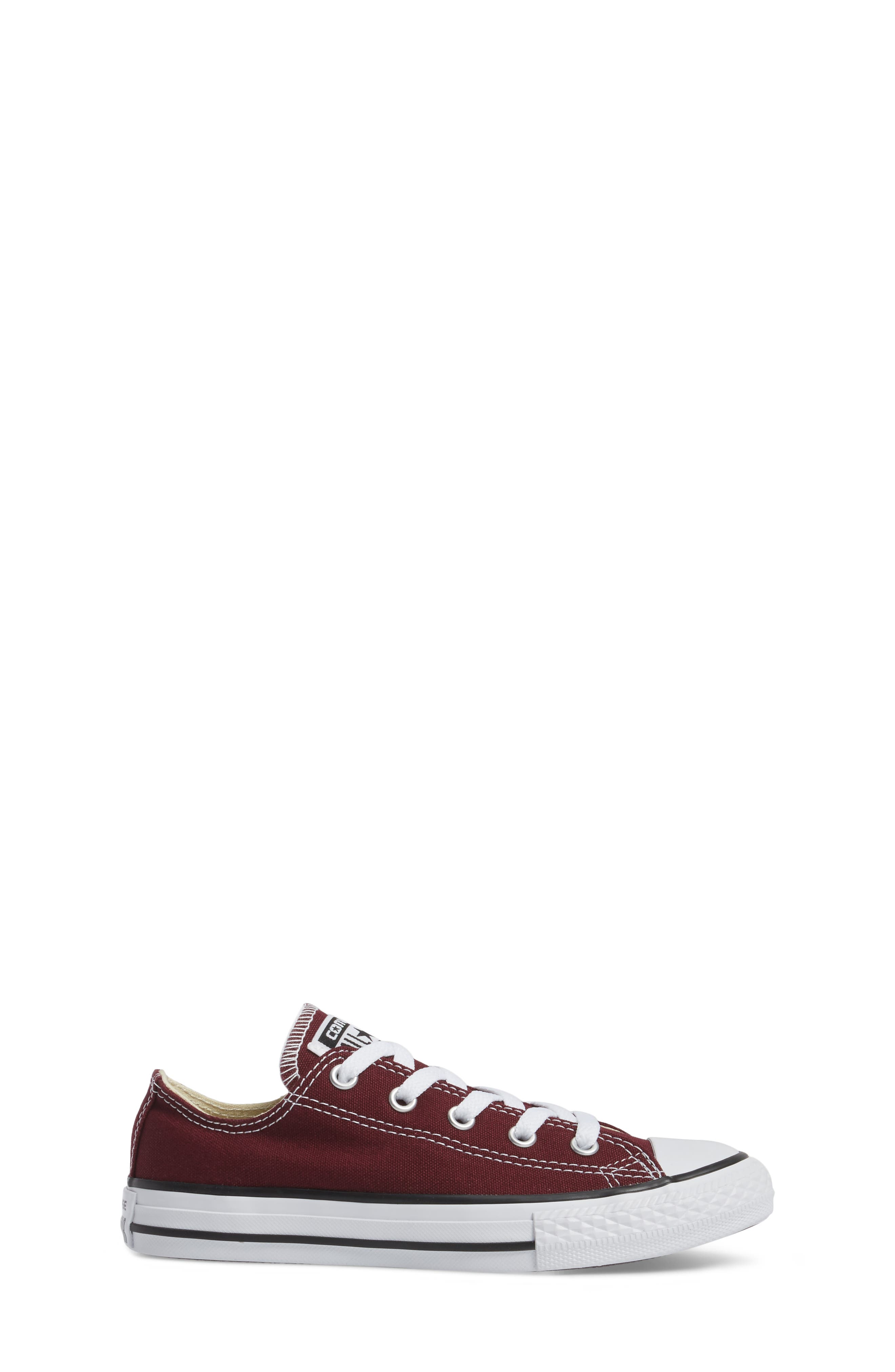 Alternate Image 3  - Converse Chuck Taylor® All Star® 'Ox' Low Top Sneaker (Baby, Walker, Toddler & Little Kid)
