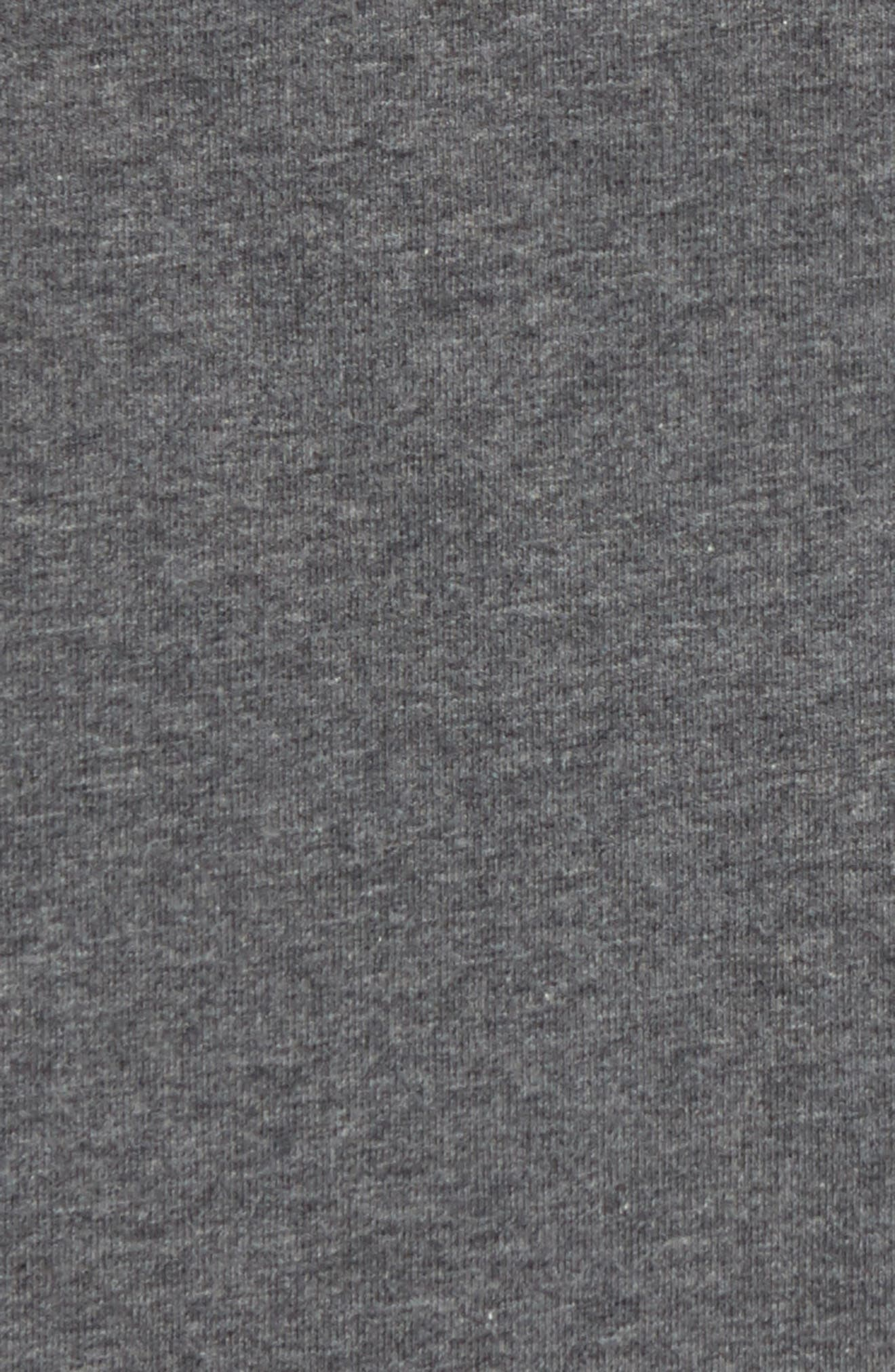 Heathered Long Camisole,                             Alternate thumbnail 2, color,                             Grey Charcoal Heather