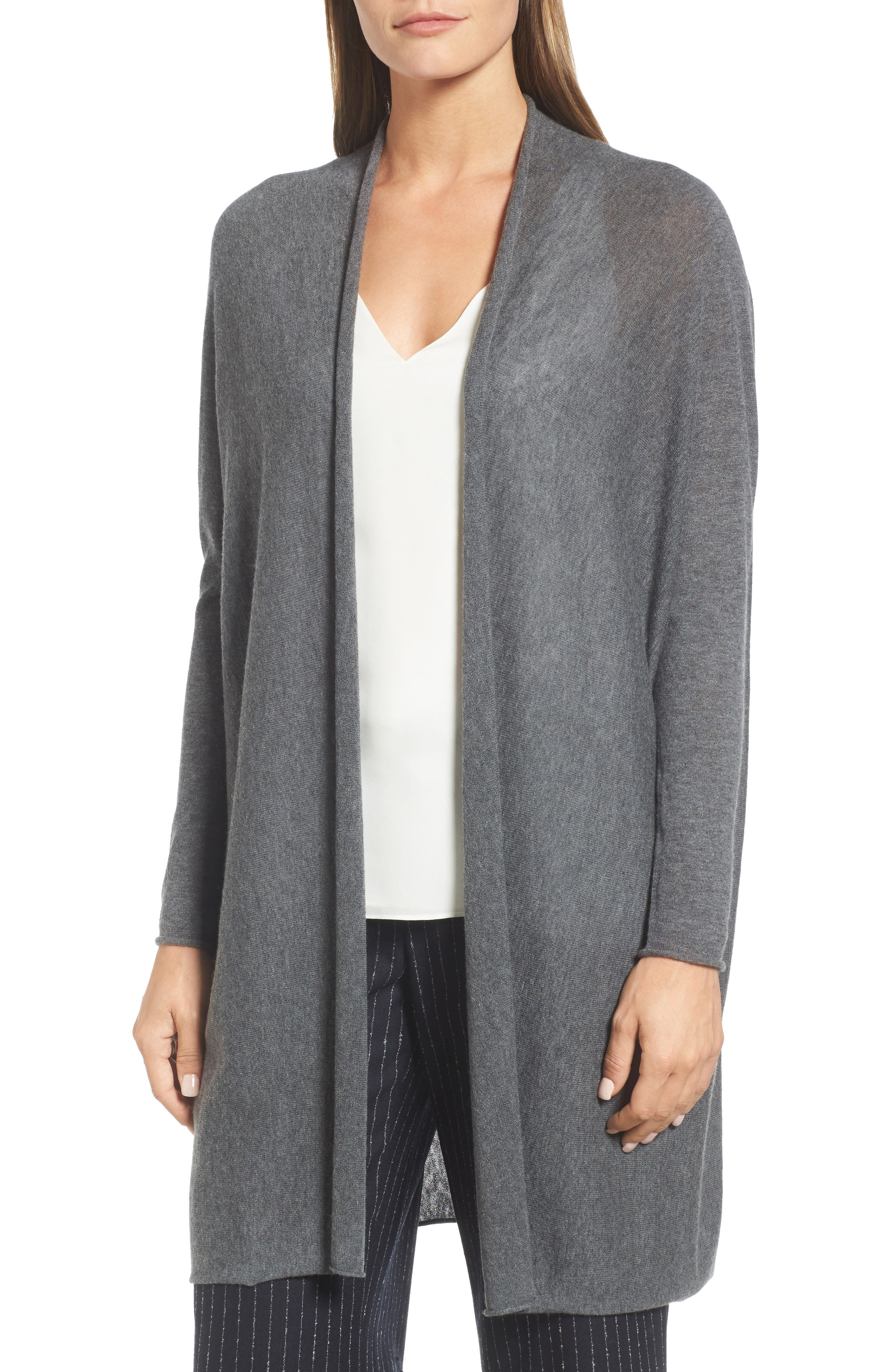 Nordstrom Signature Long Cardigan