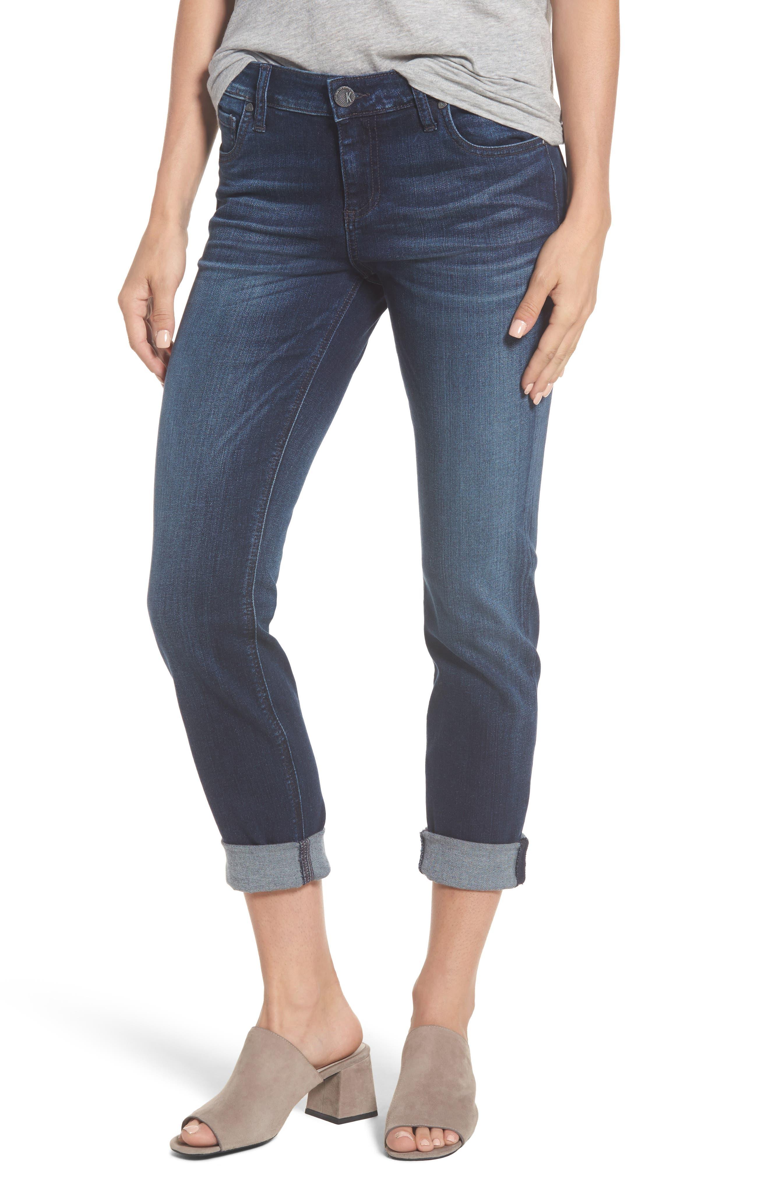 KUT from the Kloth Catherine Boyfriend Jeans (Invigorated Euro)