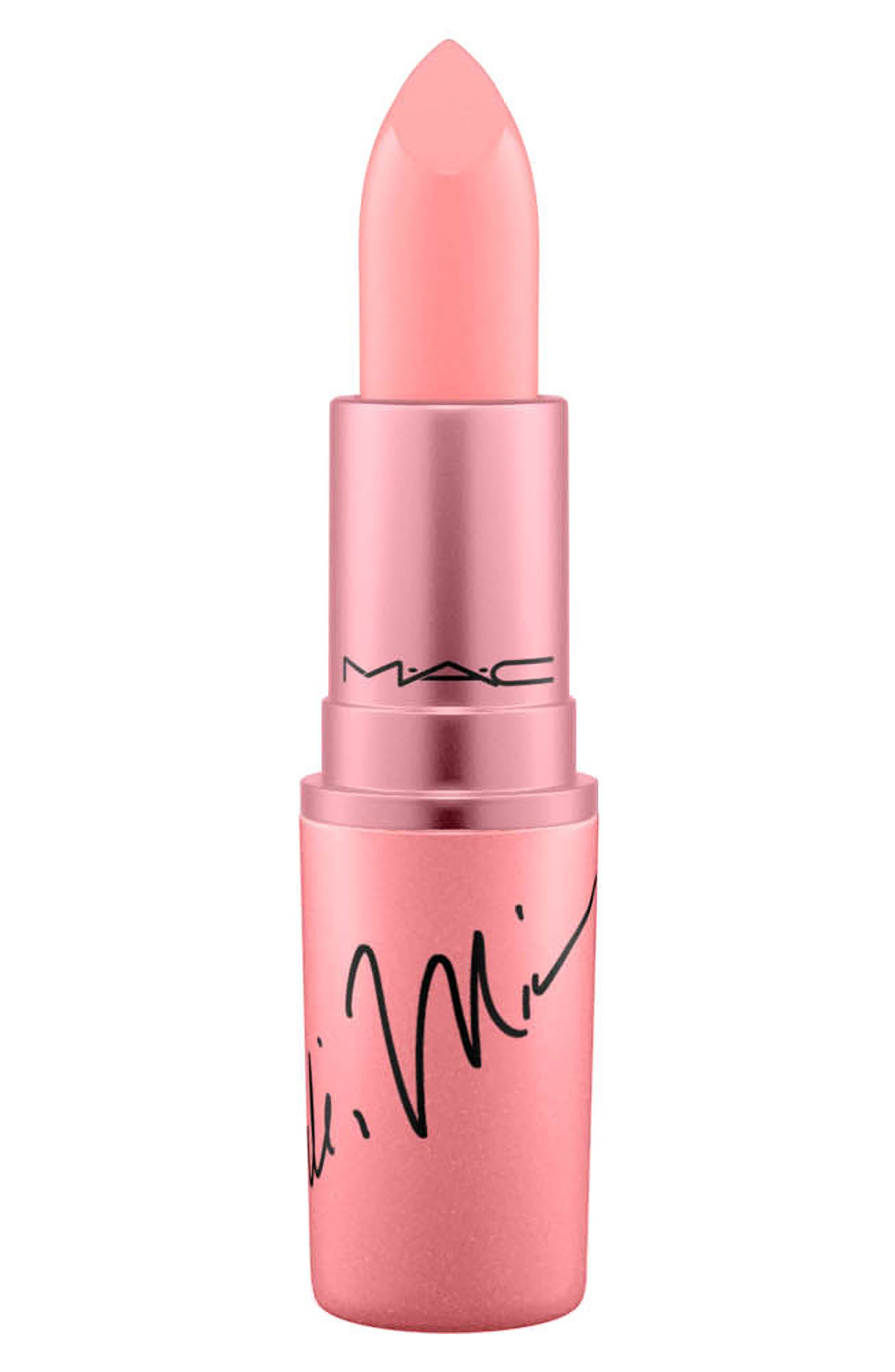 MAC x Nicki Minaj Lipstick (Limited Edition)